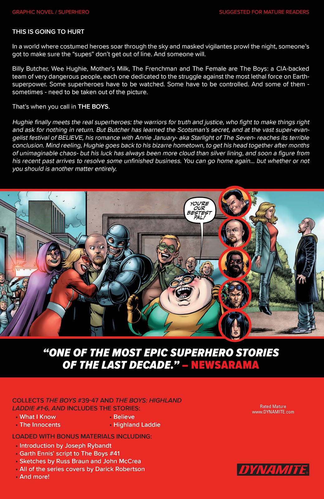 Read online The Boys Omnibus comic -  Issue # TPB 4 (Part 4) - 80