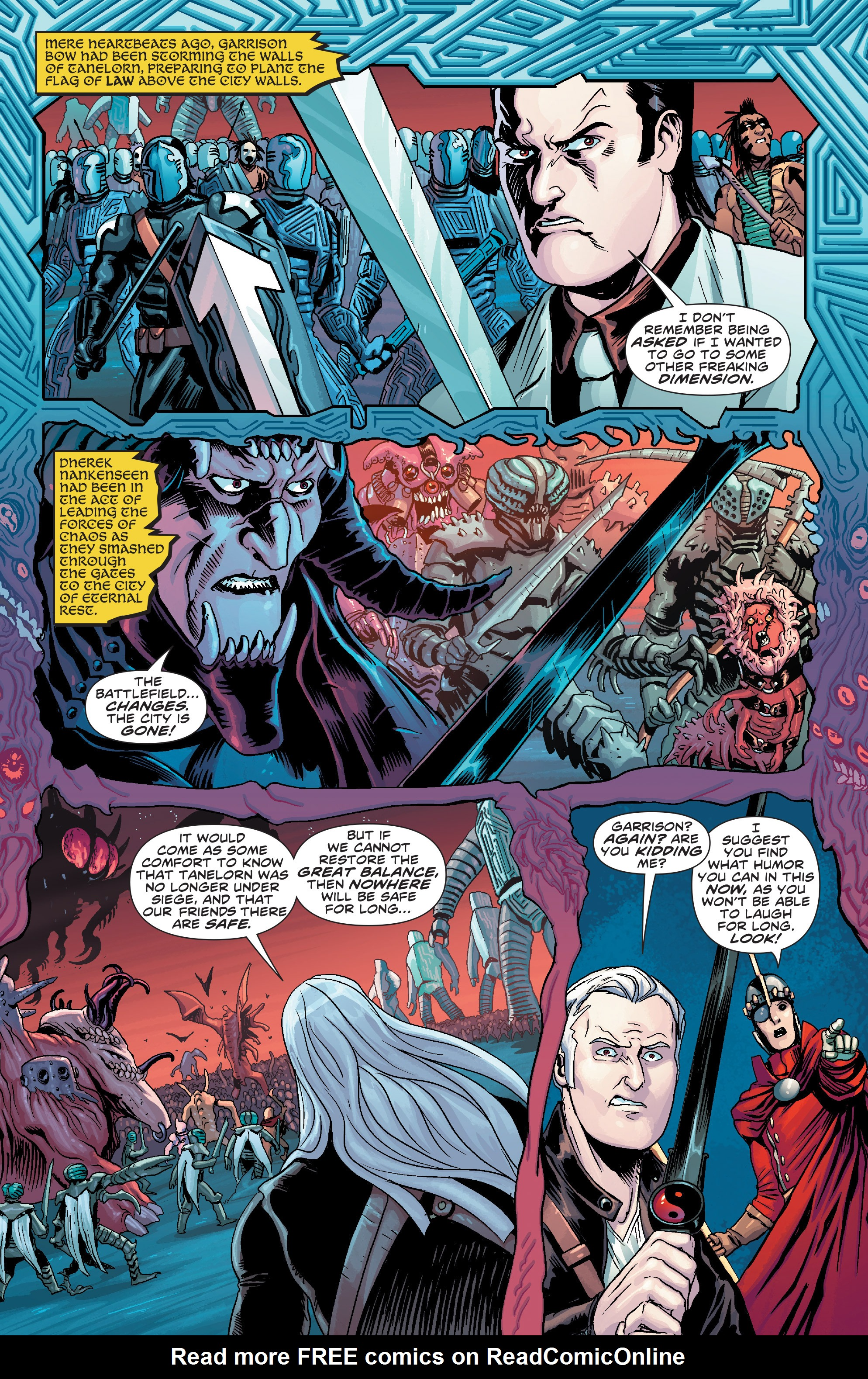 Read online Elric: The Balance Lost comic -  Issue # TPB 3 - 43