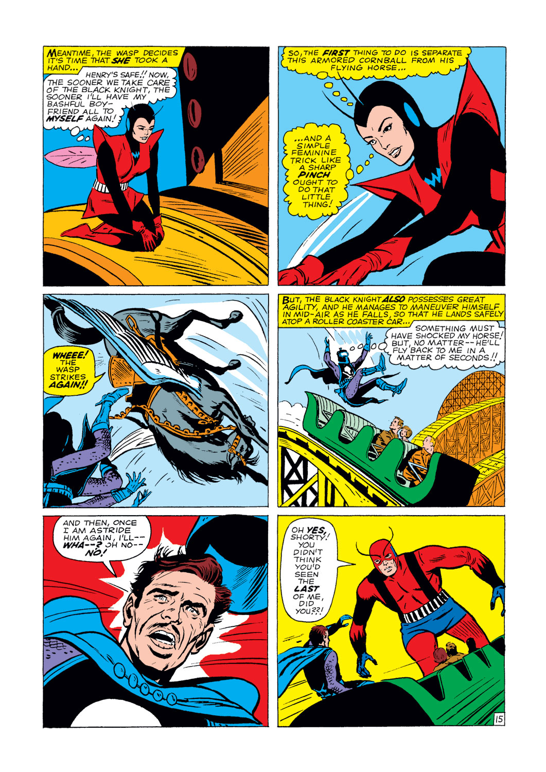 Tales to Astonish (1959) issue 52 - Page 16