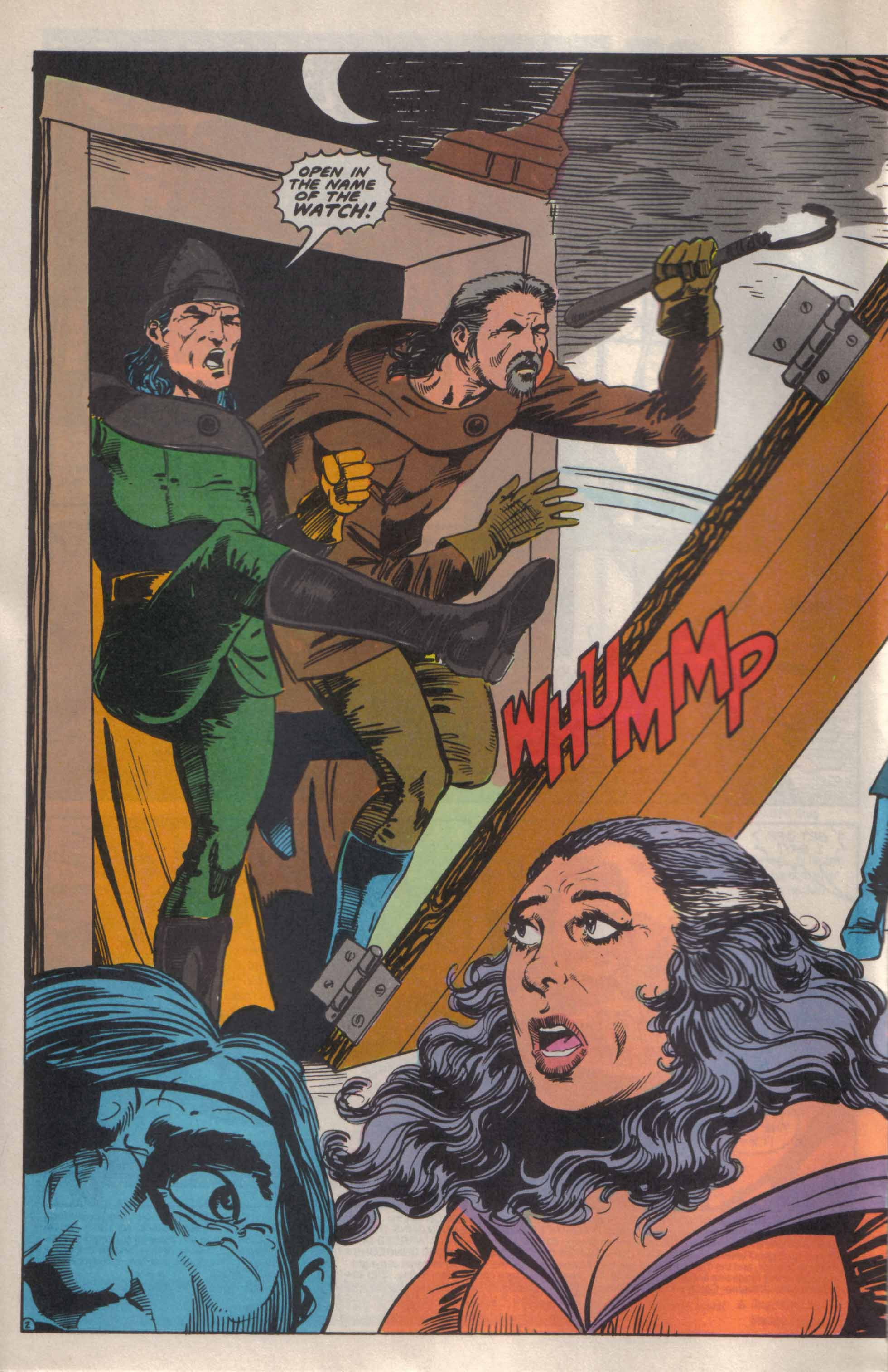 Read online Advanced Dungeons & Dragons comic -  Issue #6 - 3