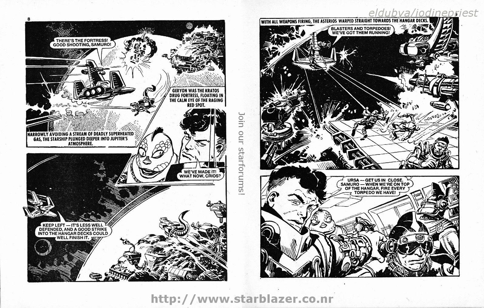 Starblazer issue 172 - Page 6