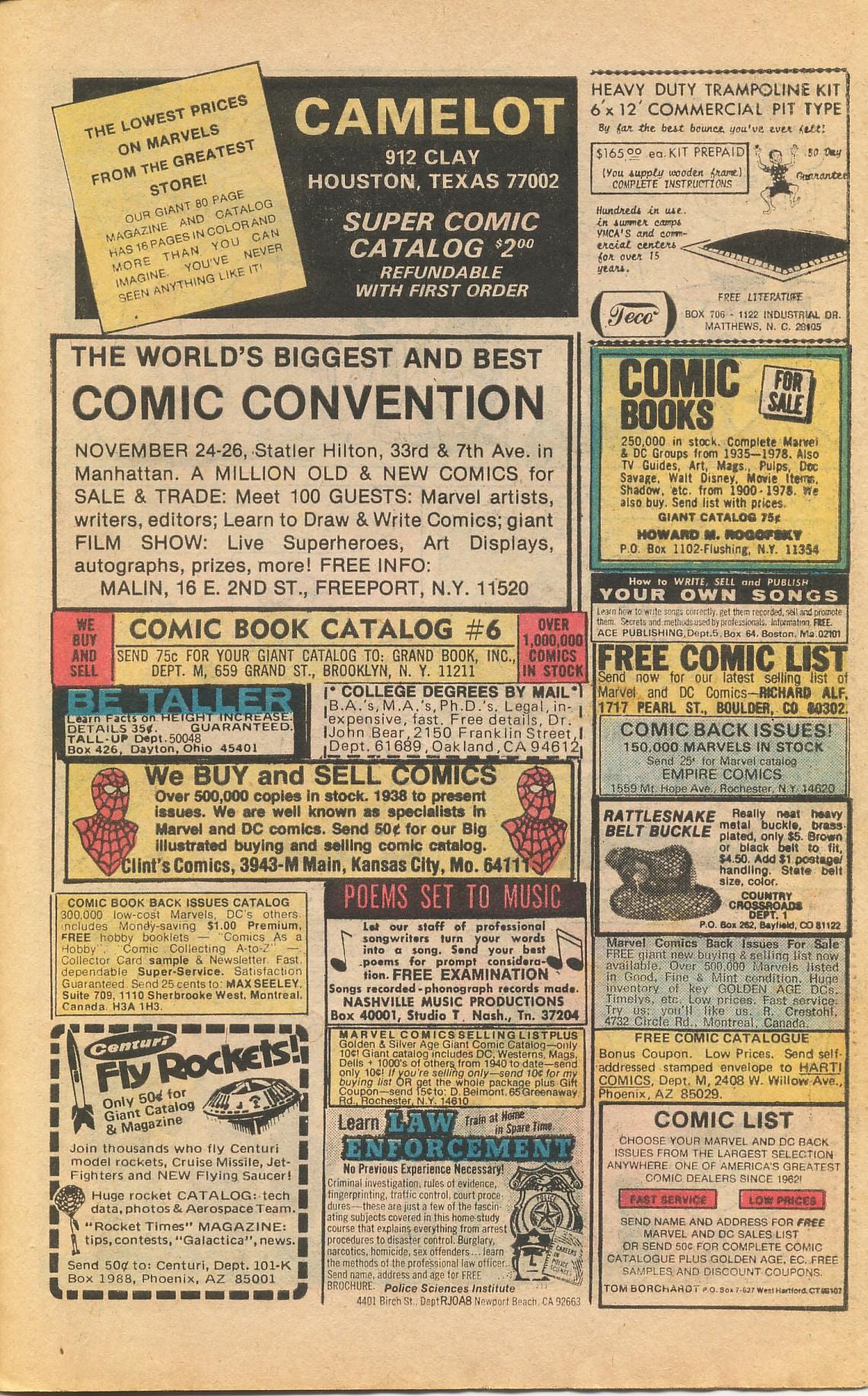 Read online TV Stars comic -  Issue #4 - 27
