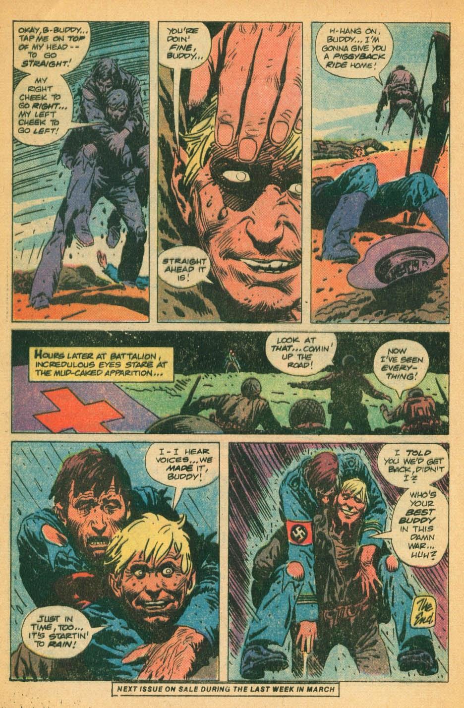 Read online Sgt. Rock comic -  Issue #328 - 19