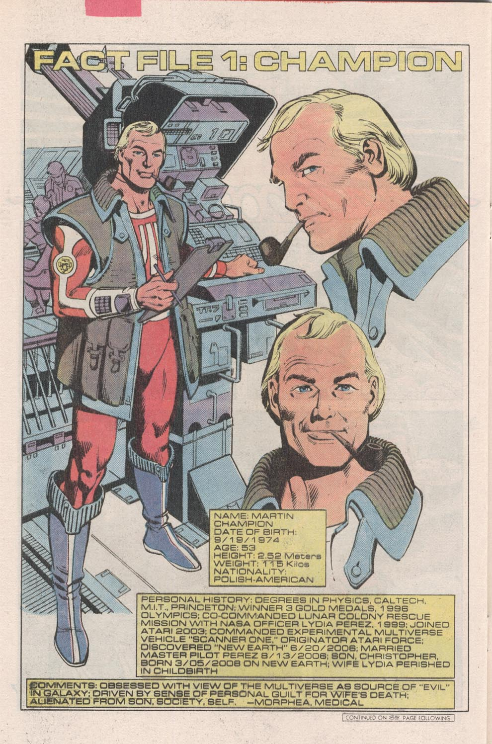 Read online Atari Force (1984) comic -  Issue #2 - 23