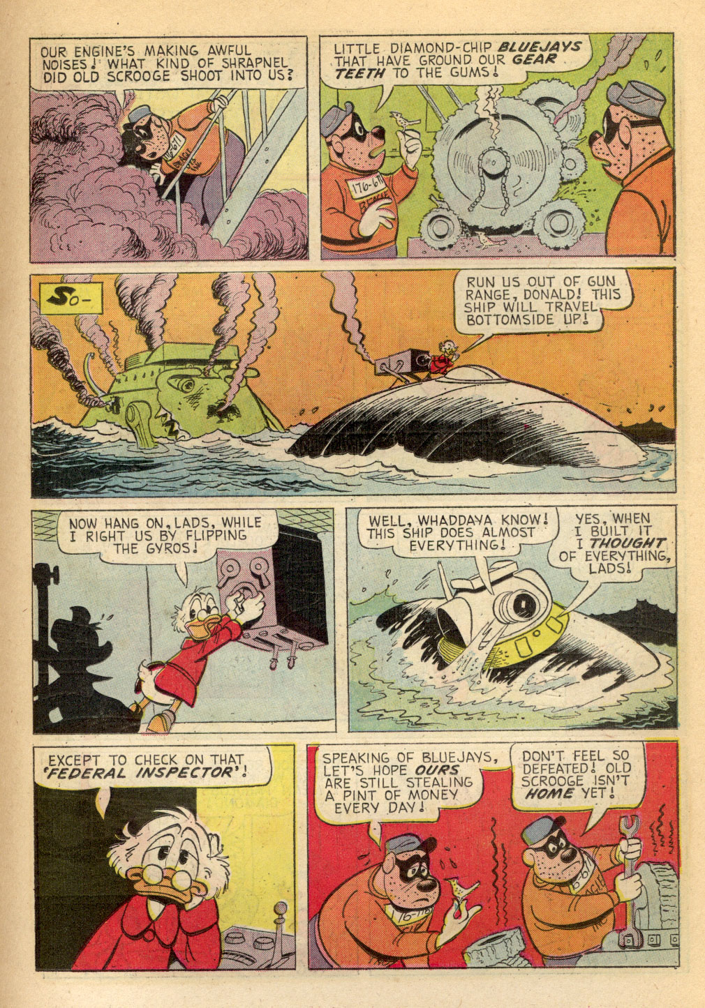 Read online Uncle Scrooge (1953) comic -  Issue #70 - 15