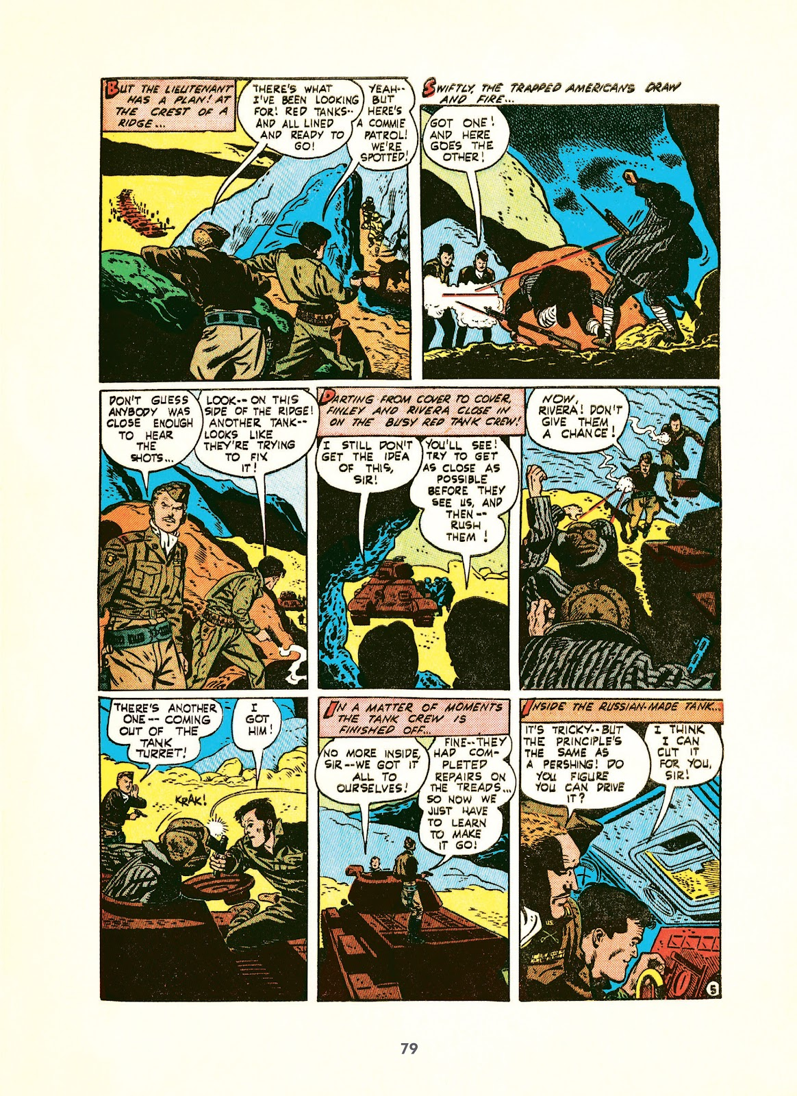 Read online Setting the Standard: Comics by Alex Toth 1952-1954 comic -  Issue # TPB (Part 1) - 78