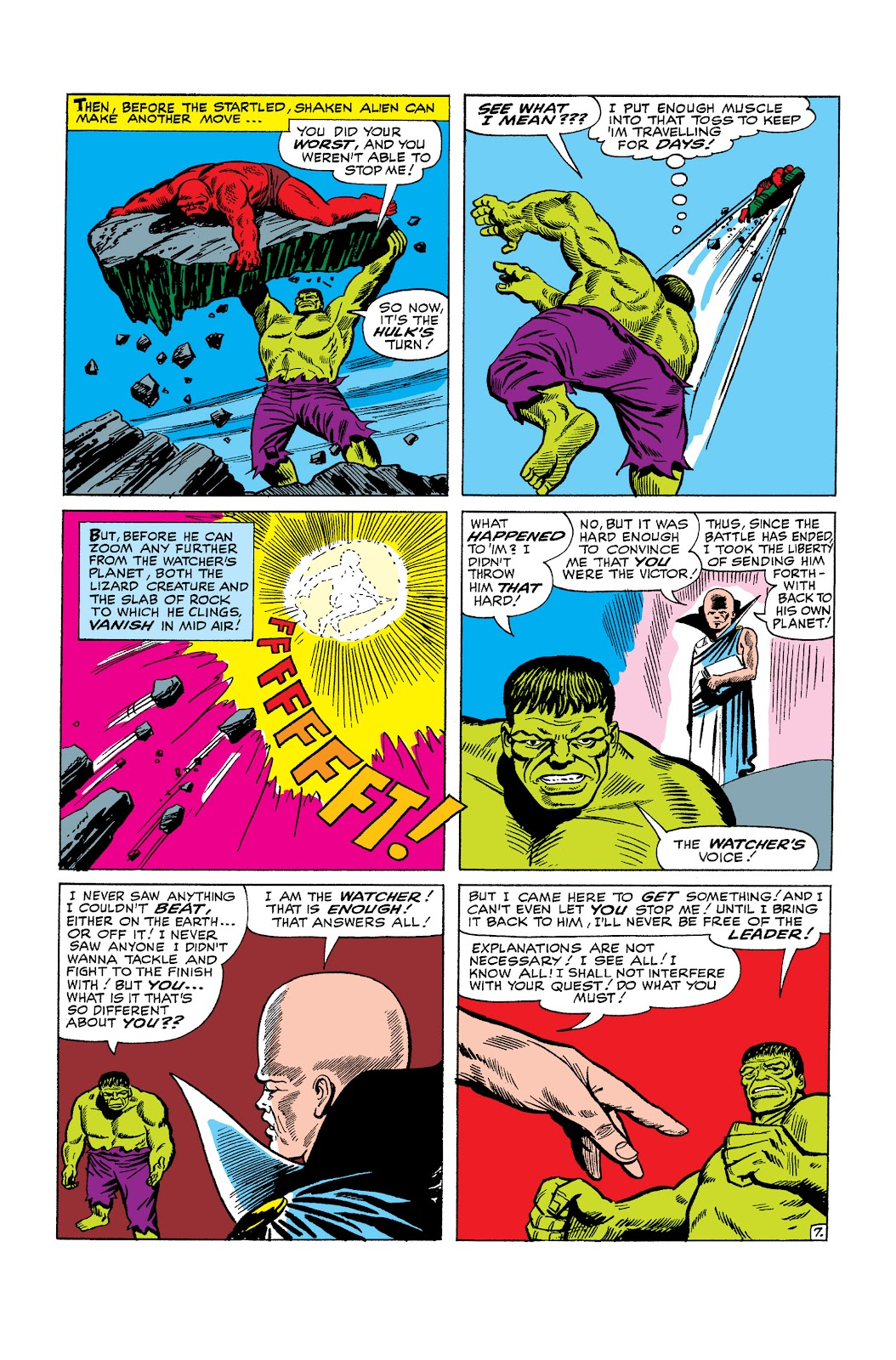 Read online Marvel Masterworks: The Incredible Hulk comic -  Issue # TPB 2 (Part 2) - 85