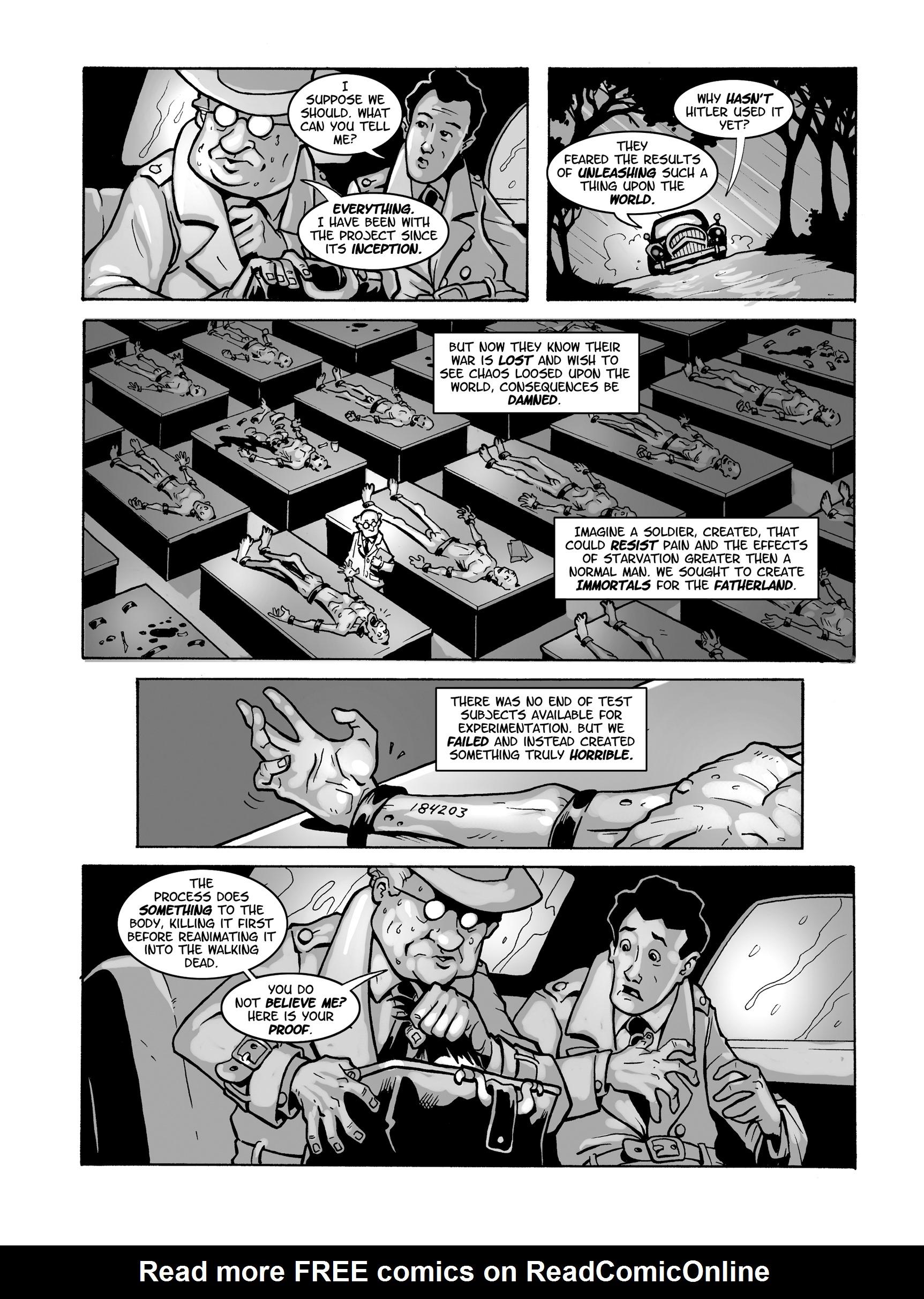 Read online FUBAR comic -  Issue #1 - 58