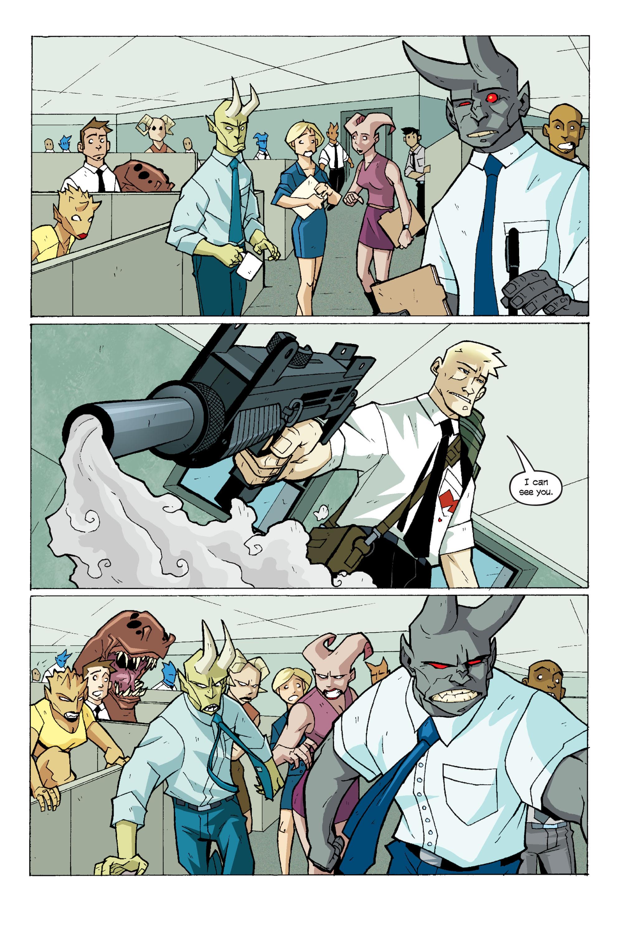 Read online Killer Of Demons comic -  Issue #3 - 10