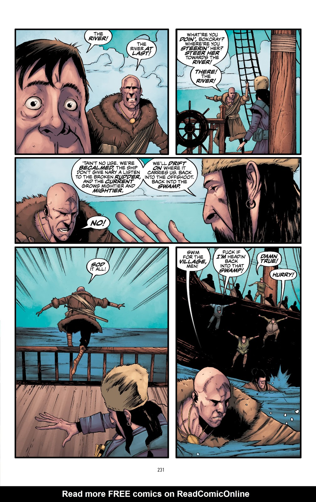Read online The Witcher Omnibus comic -  Issue # TPB (Part 3) - 33