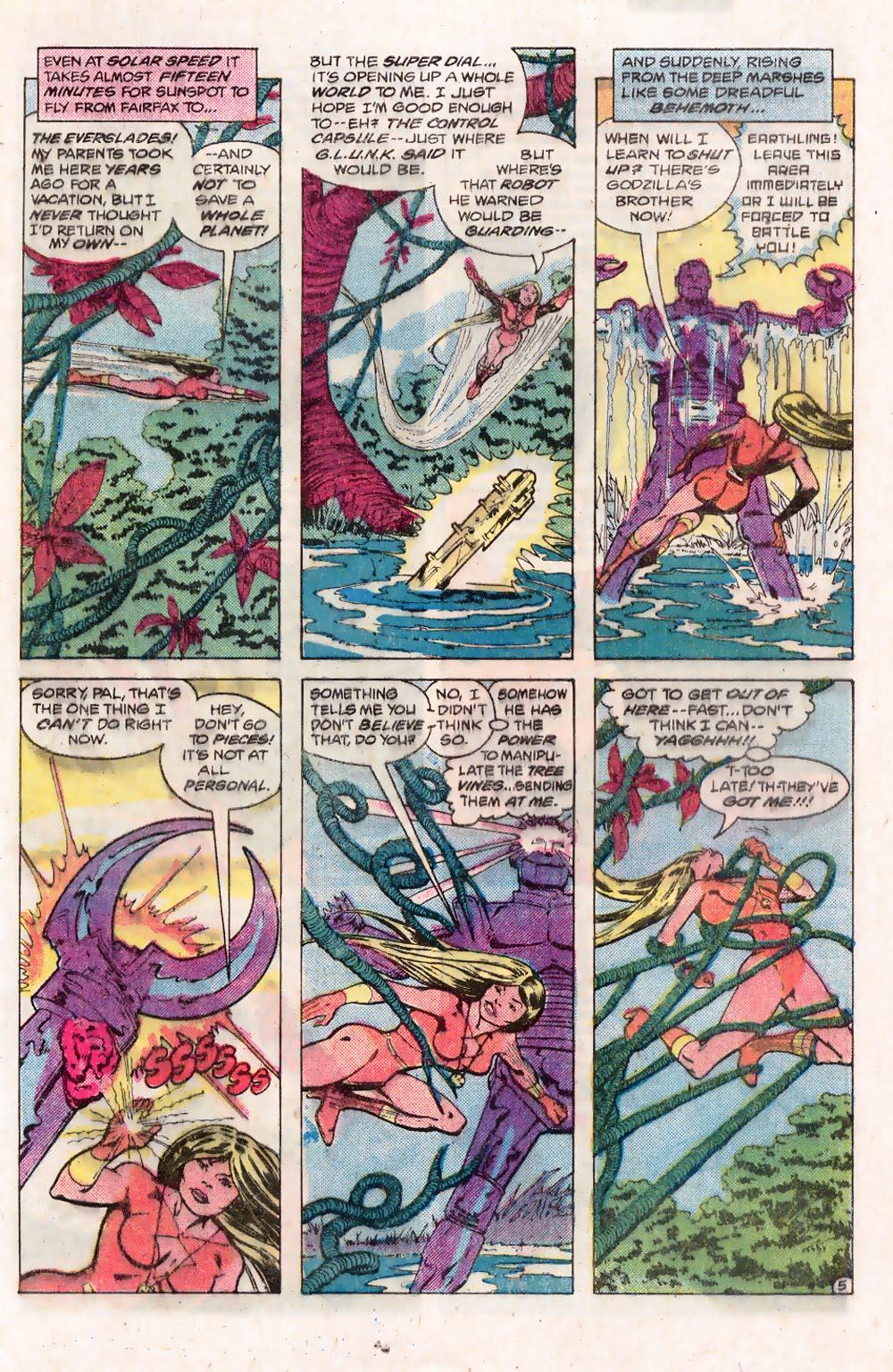 Read online Adventure Comics (1938) comic -  Issue #479 - 6