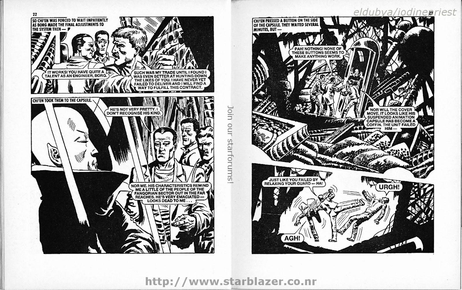 Starblazer issue 208 - Page 13