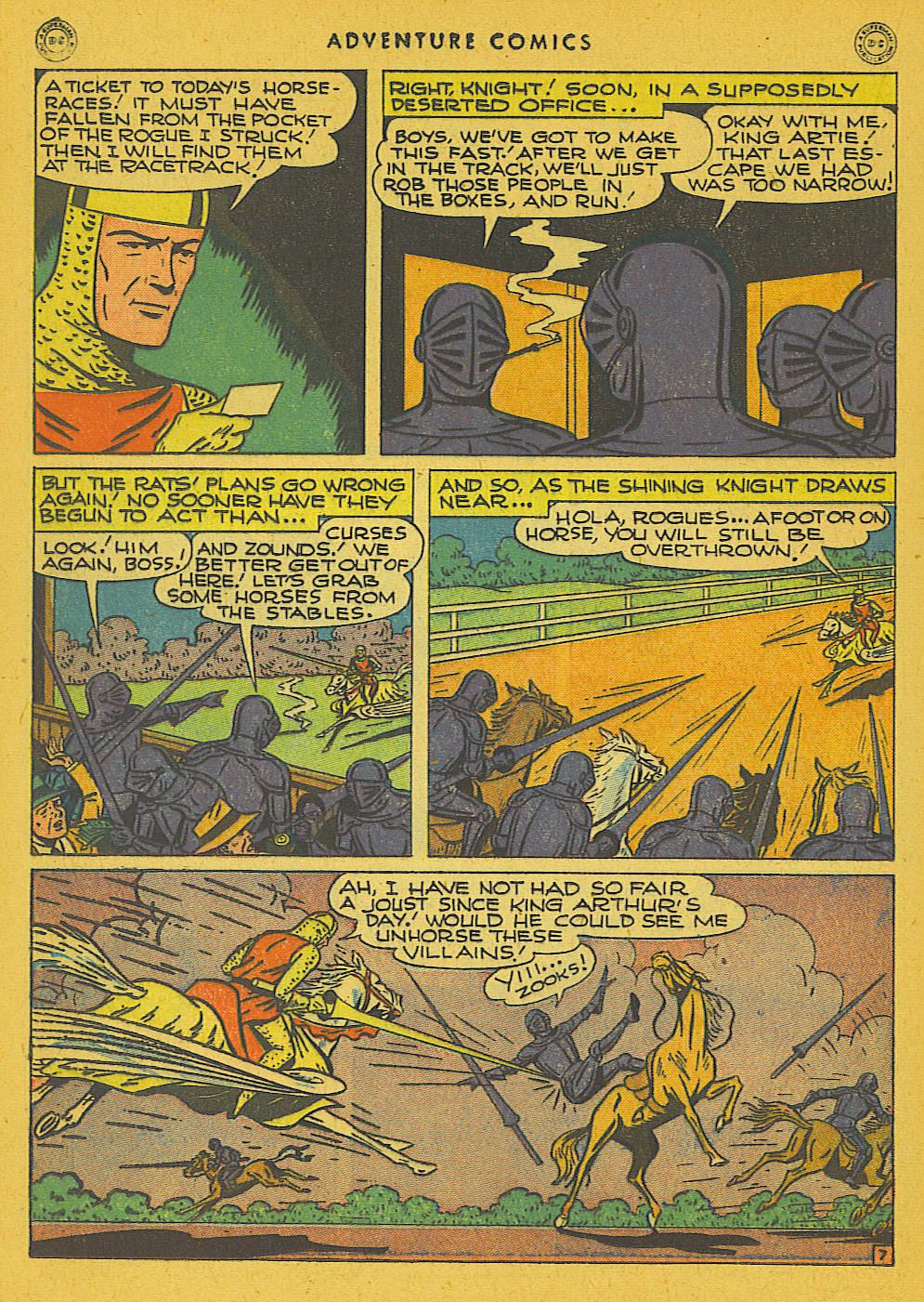 Read online Adventure Comics (1938) comic -  Issue #102 - 25