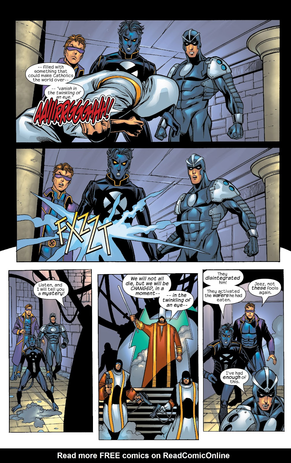 Read online X-Men: Unstoppable comic -  Issue # TPB (Part 4) - 112