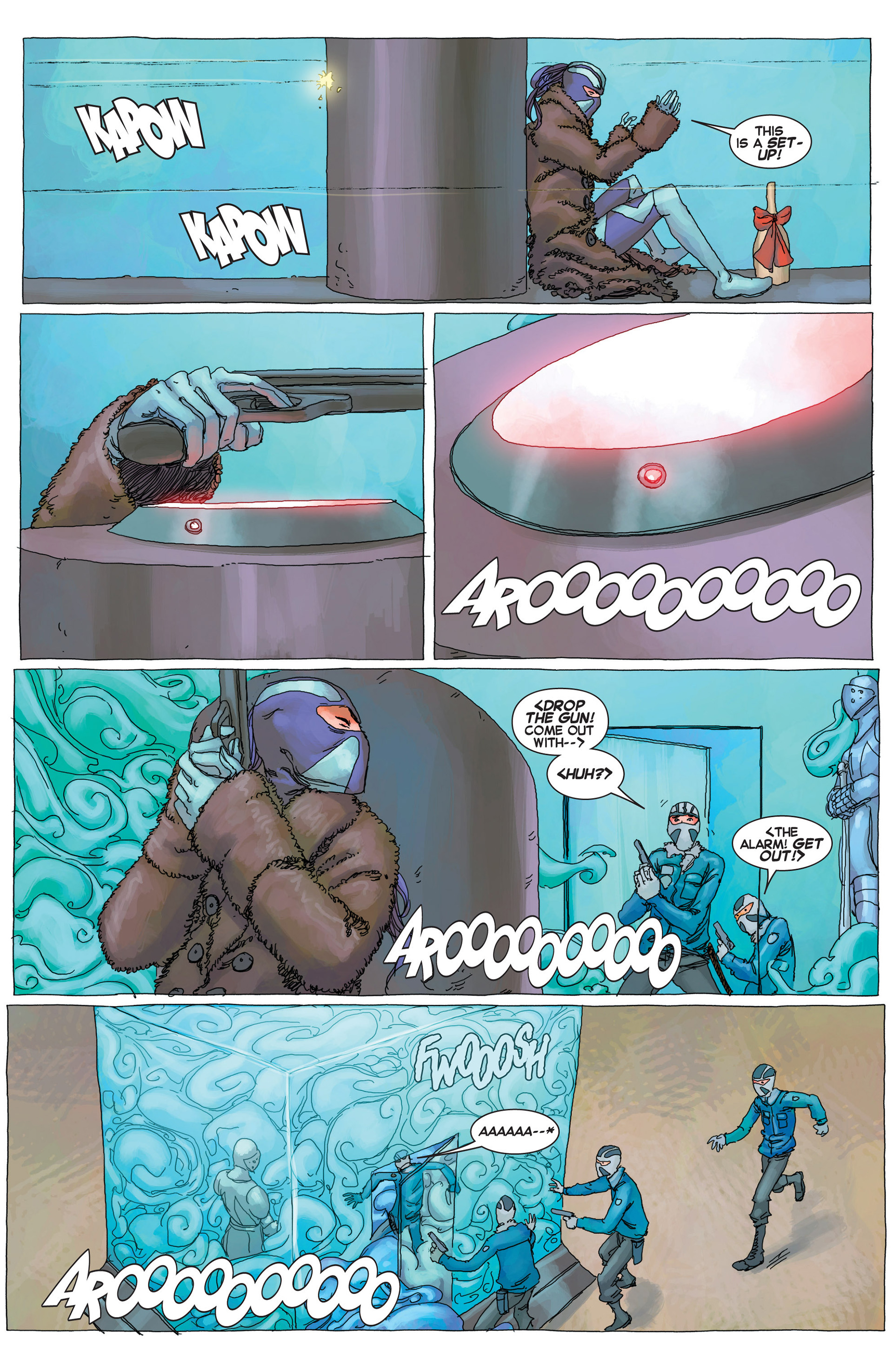 Read online Uncanny X-Force (2013) comic -  Issue #8 - 12