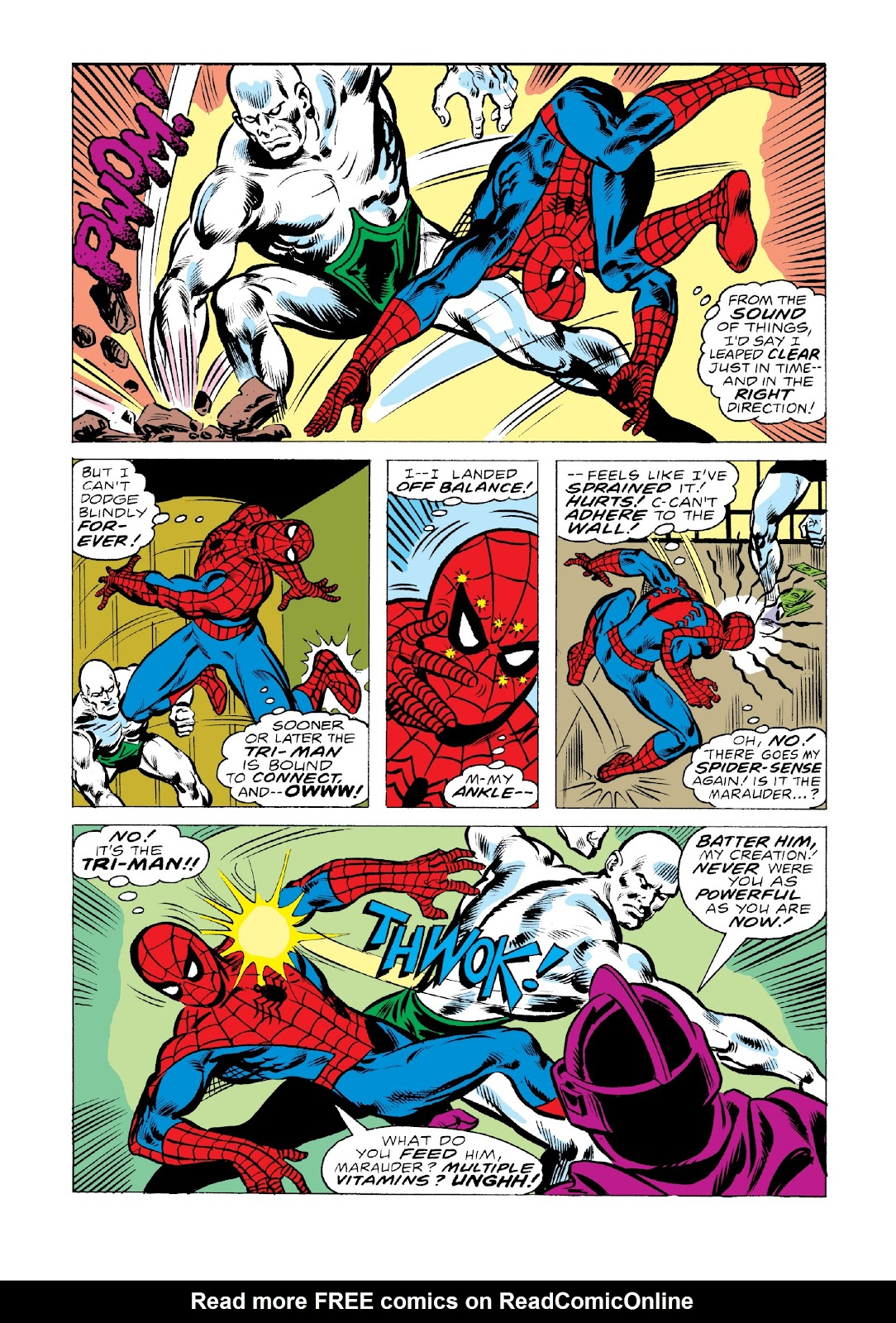 Read online Marvel Masterworks: The Spectacular Spider-Man comic -  Issue # TPB 2 (Part 2) - 92