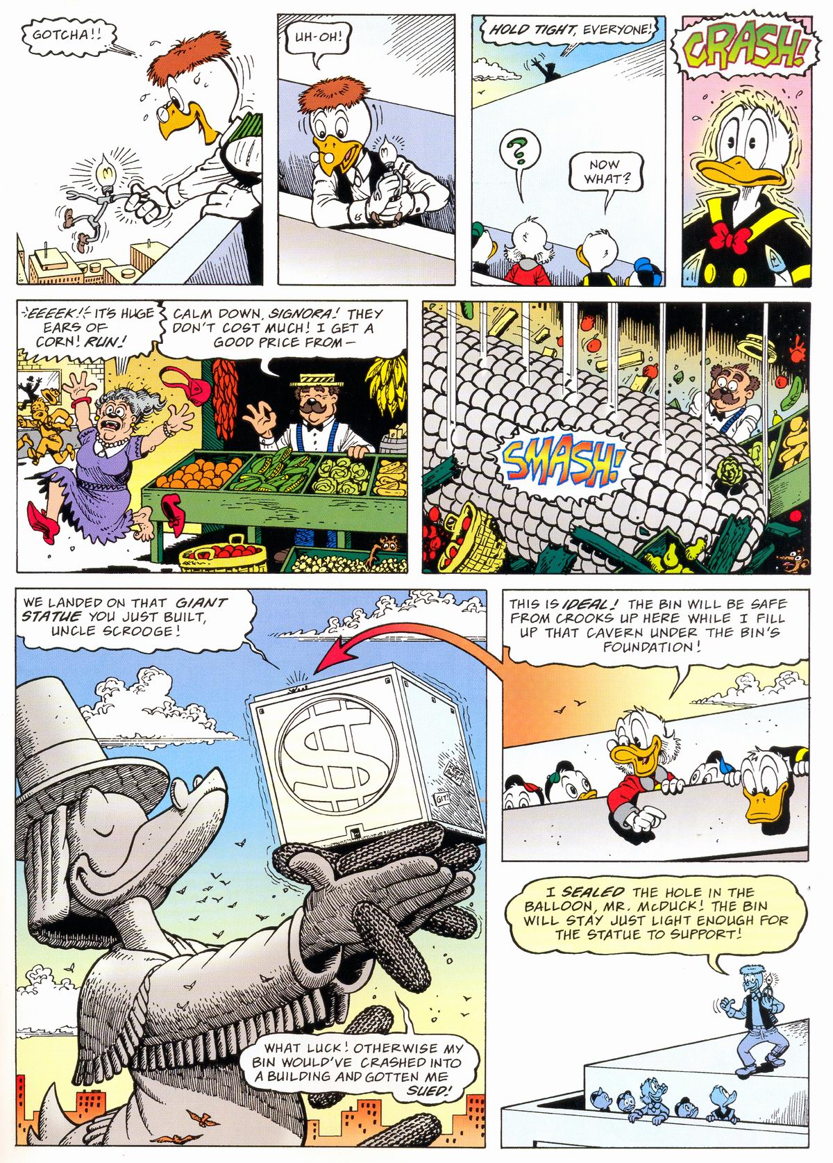 Read online Uncle Scrooge (1953) comic -  Issue #324 - 19