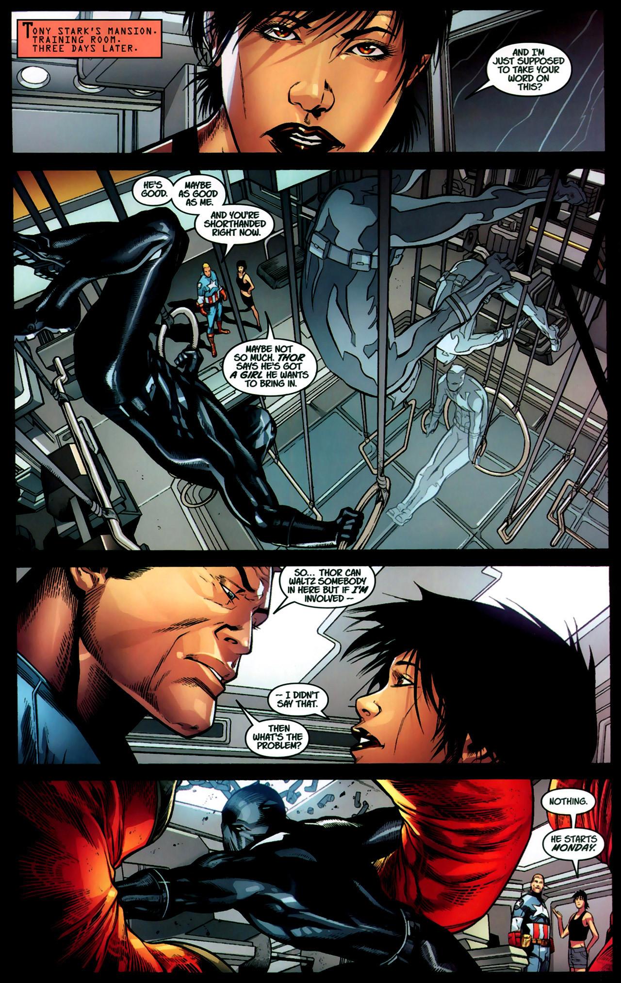 Read online Ultimate Captain America (2008) comic -  Issue # Full - 28