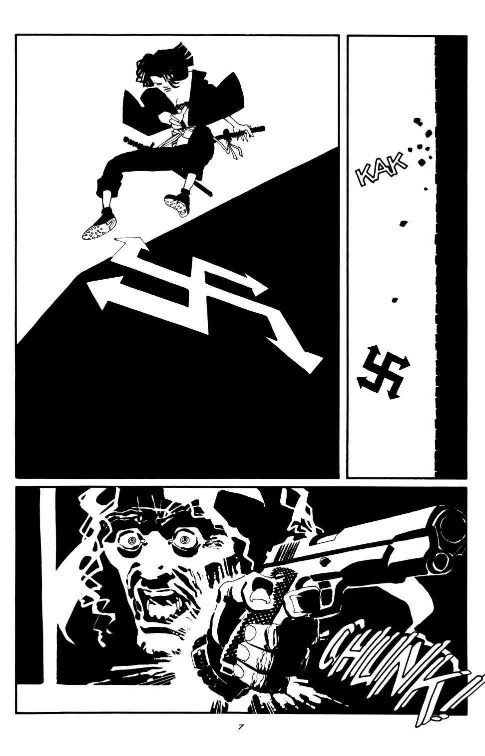 Read online Sin City: The Big Fat Kill comic -  Issue #2 - 8