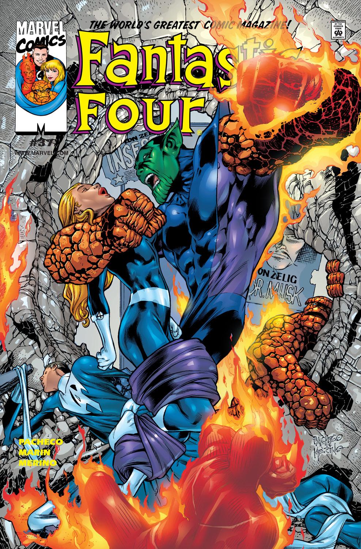 Fantastic Four (1998) 37 Page 1