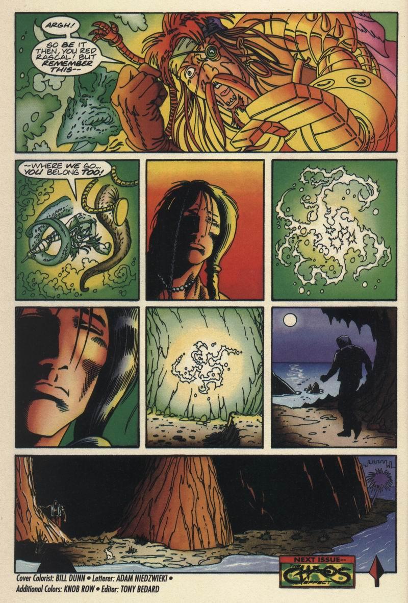 Read online Turok, Dinosaur Hunter (1993) comic -  Issue #15 - 22