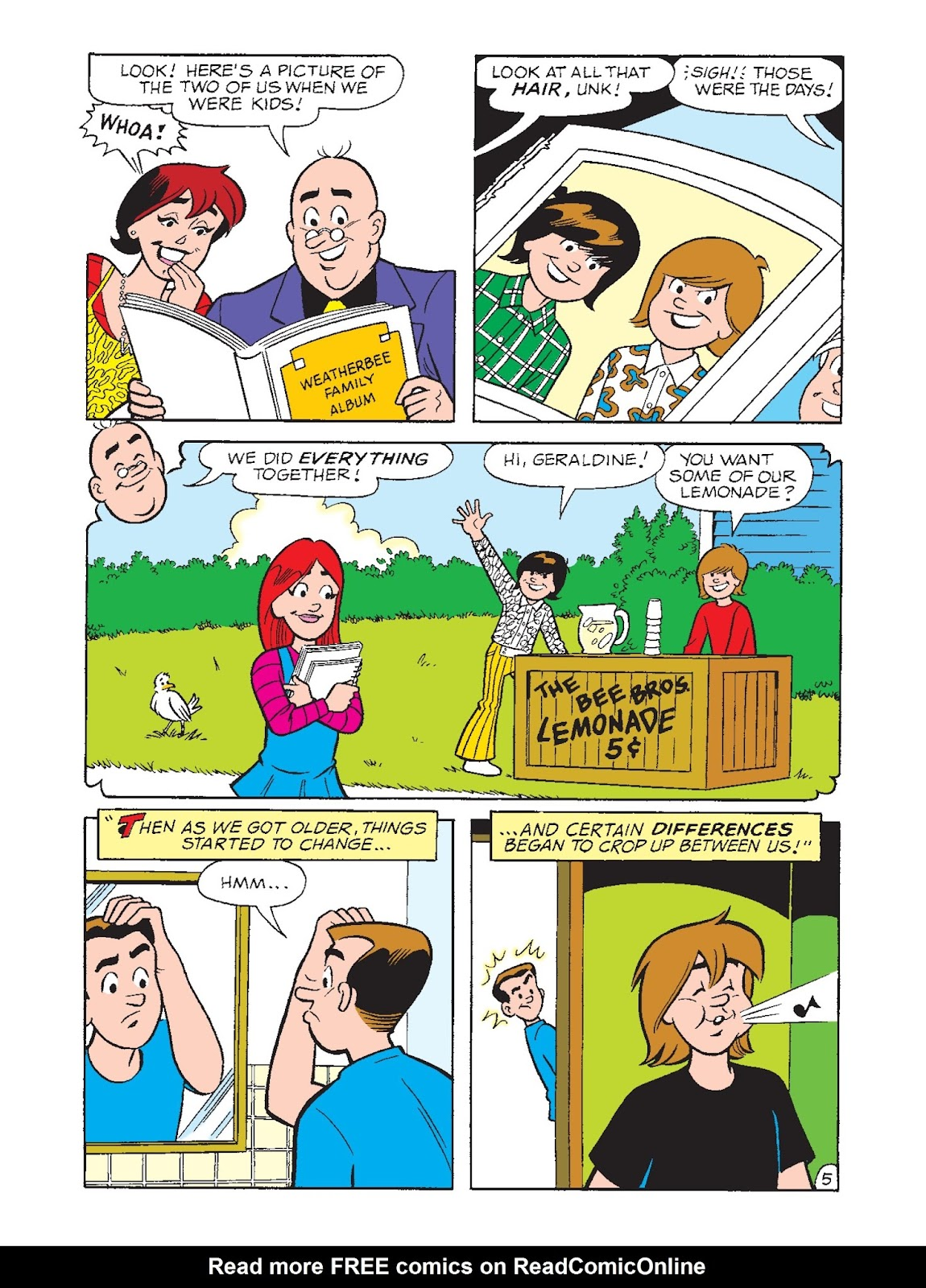 Archie 1000 Page Comics Digest issue TPB_(Part_5) - Page 7