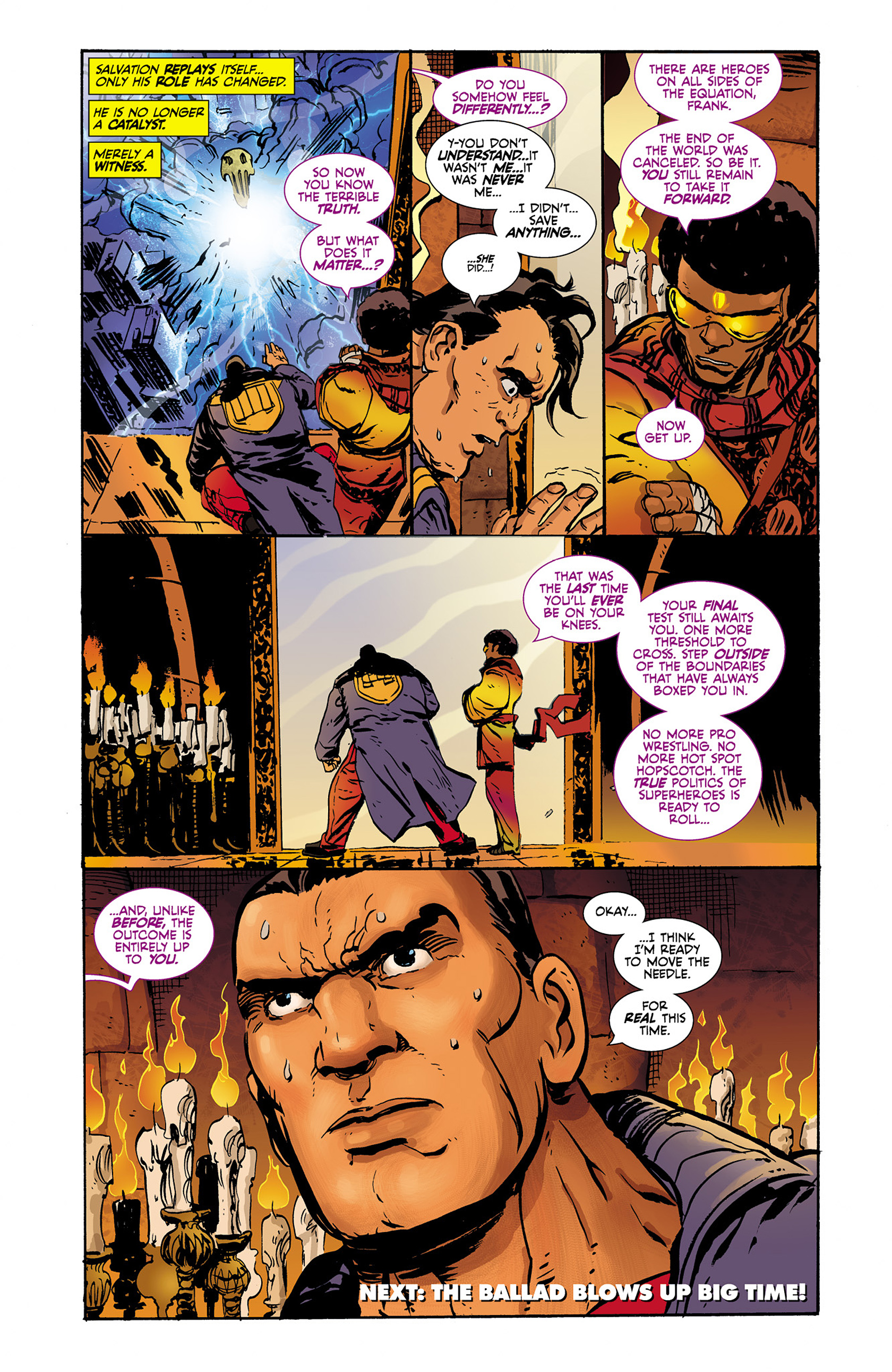 Read online Catalyst Comix comic -  Issue #8 - 24