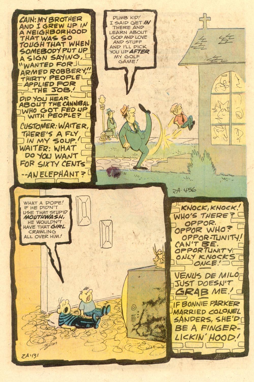 Read online Plop! comic -  Issue #24 - 22