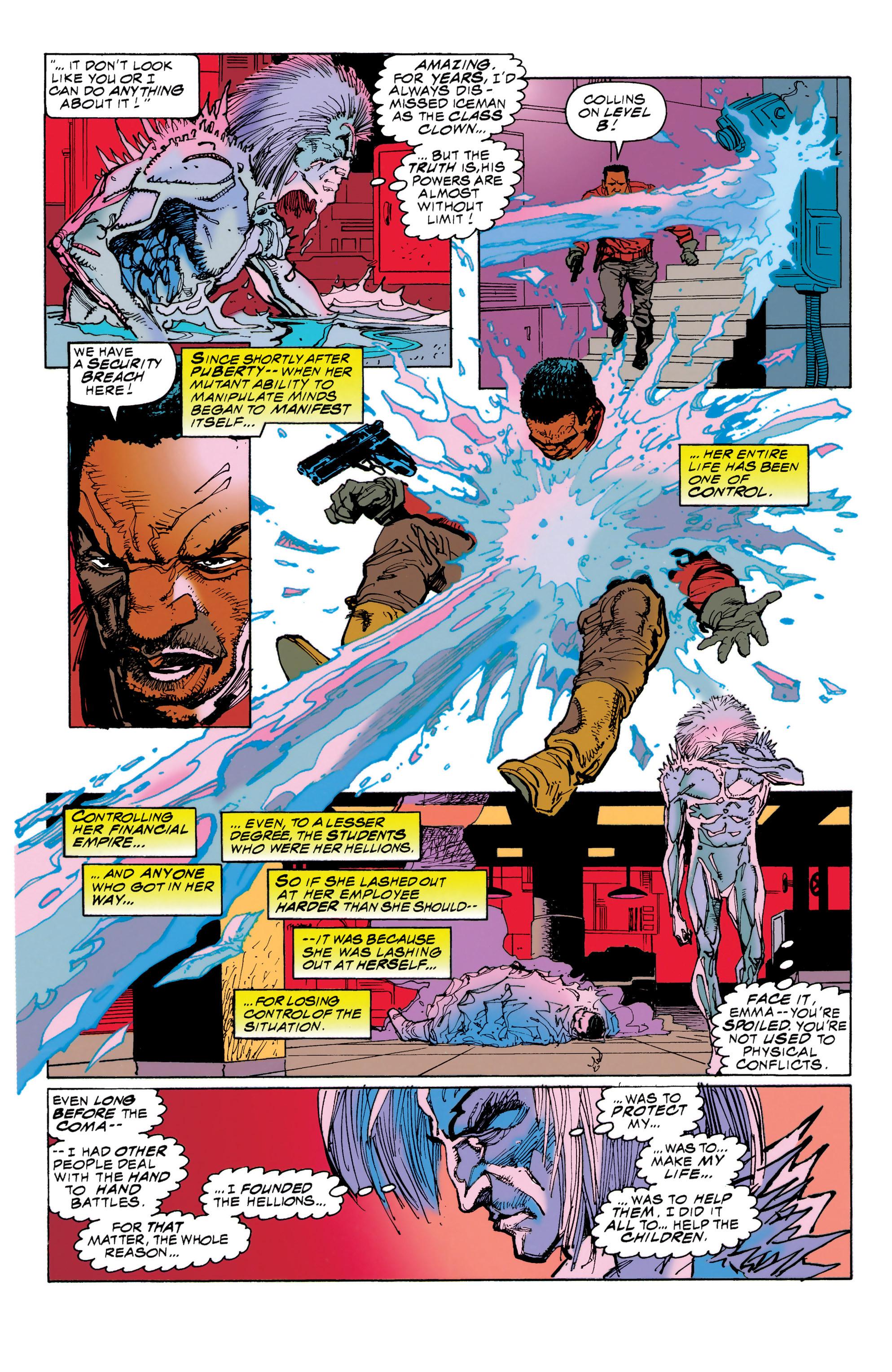 Read online Uncanny X-Men (1963) comic -  Issue #314 - 15