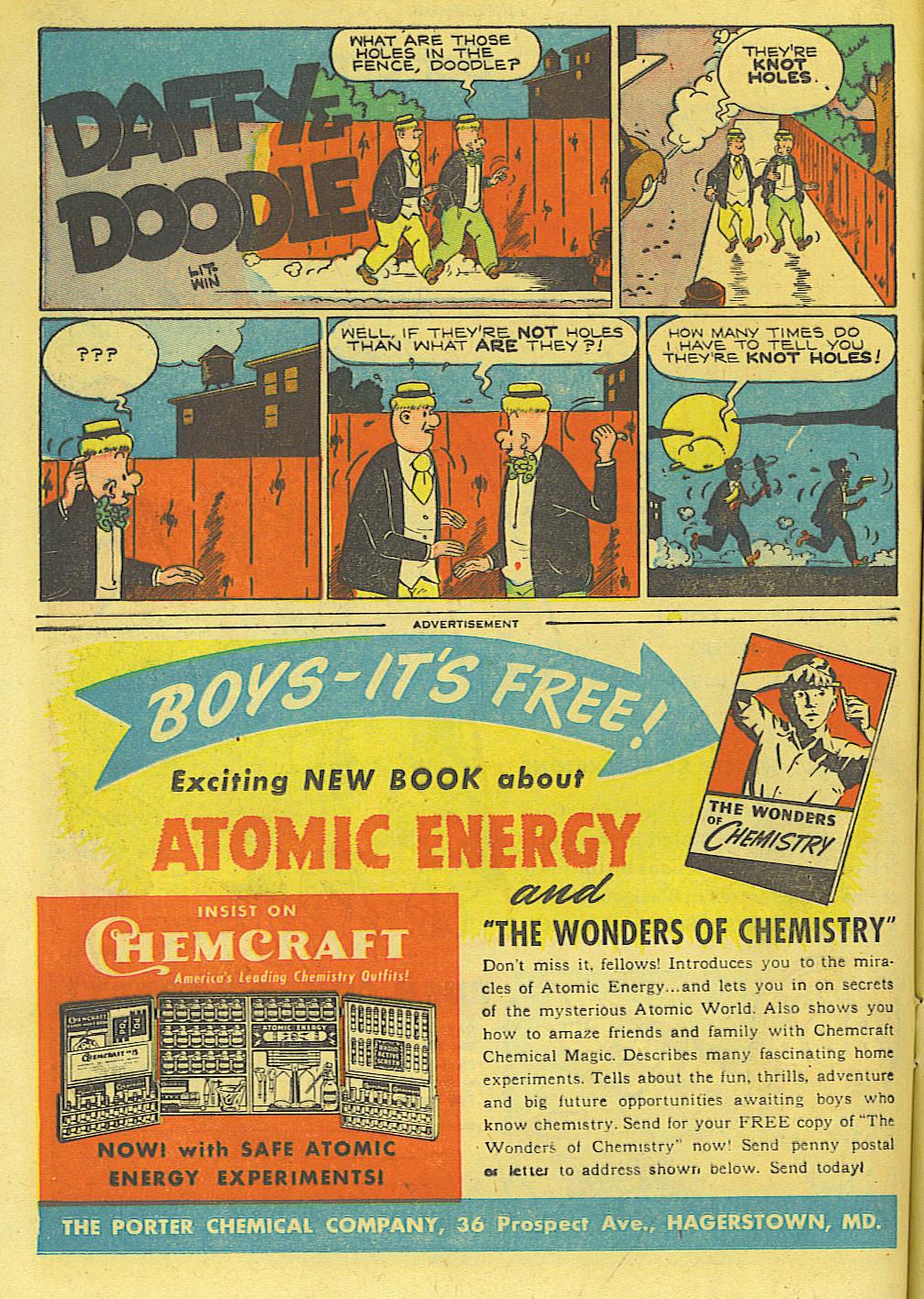 Read online Adventure Comics (1938) comic -  Issue #135 - 22