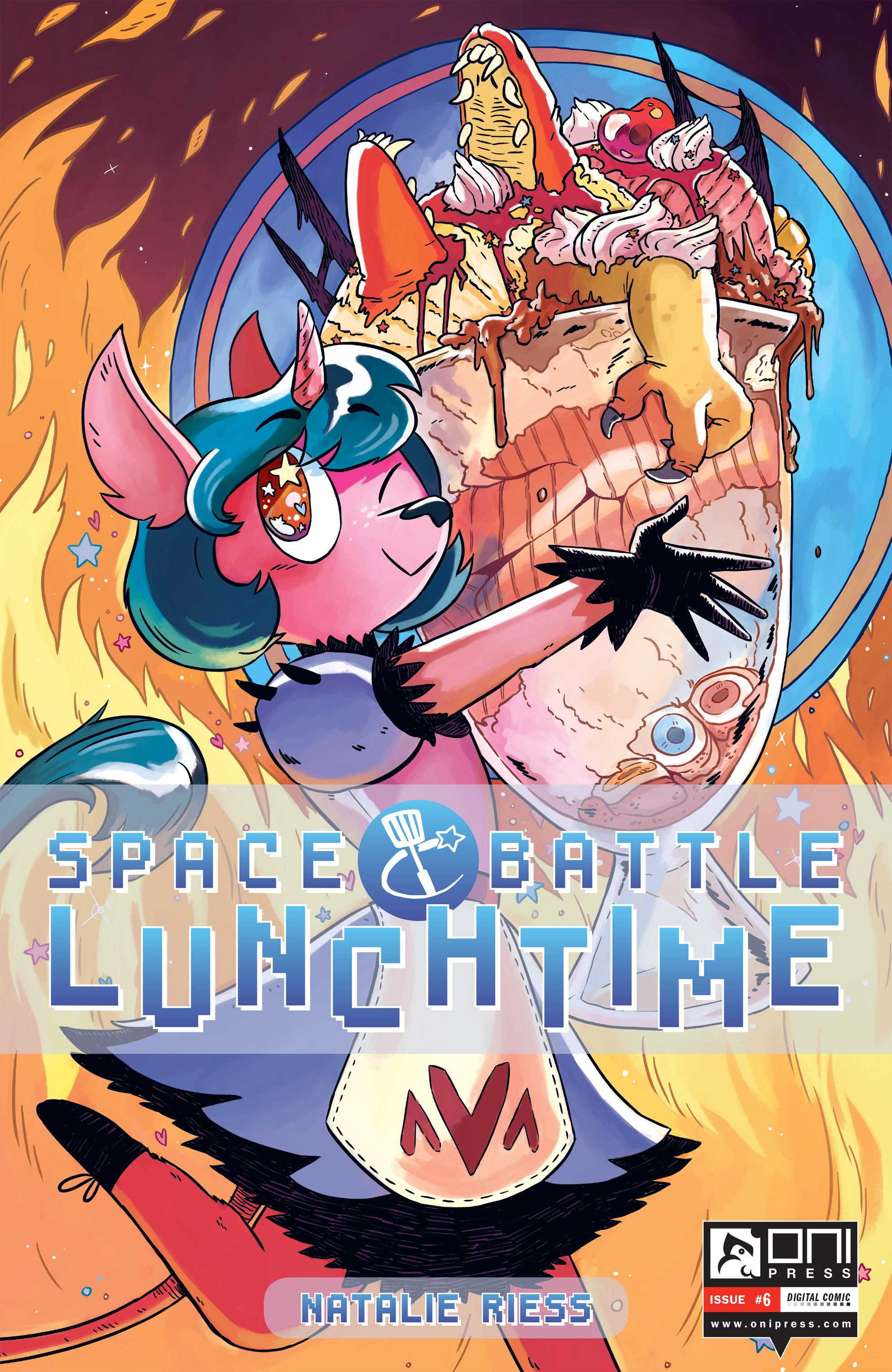 Read online Space Battle Lunchtime comic -  Issue #6 - 1