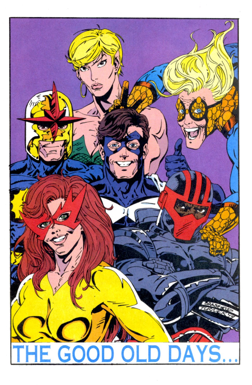 The New Warriors Issue #52 #56 - English 22