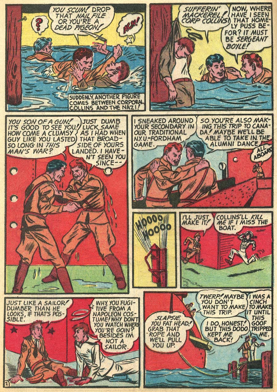 Blue Ribbon Comics (1939) issue 9 - Page 36
