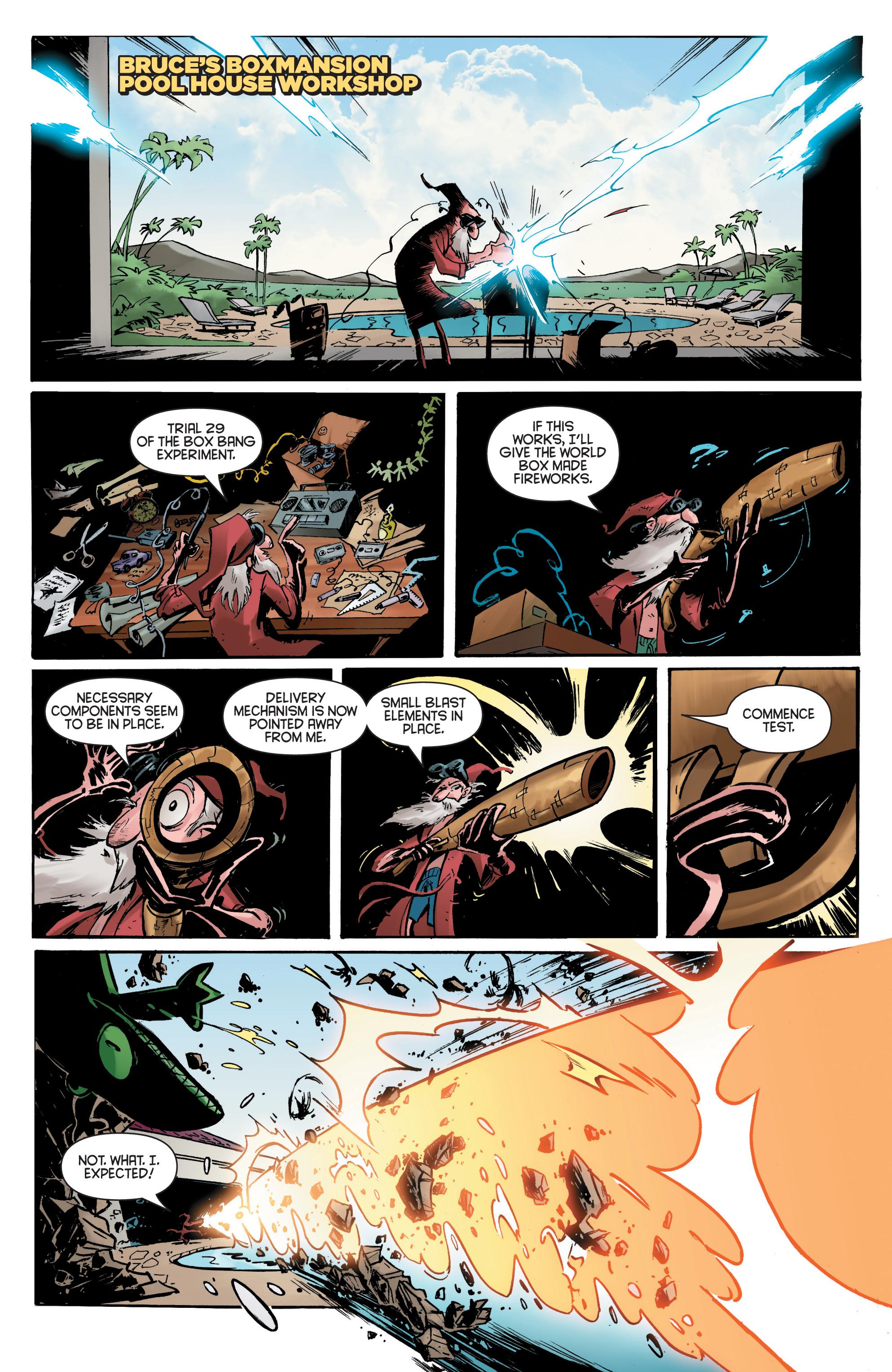 Read online Smosh comic -  Issue #5 - 13