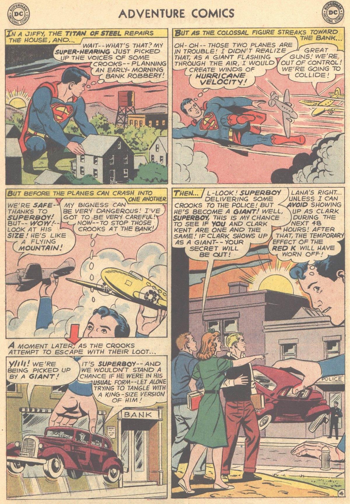 Read online Adventure Comics (1938) comic -  Issue #315 - 26