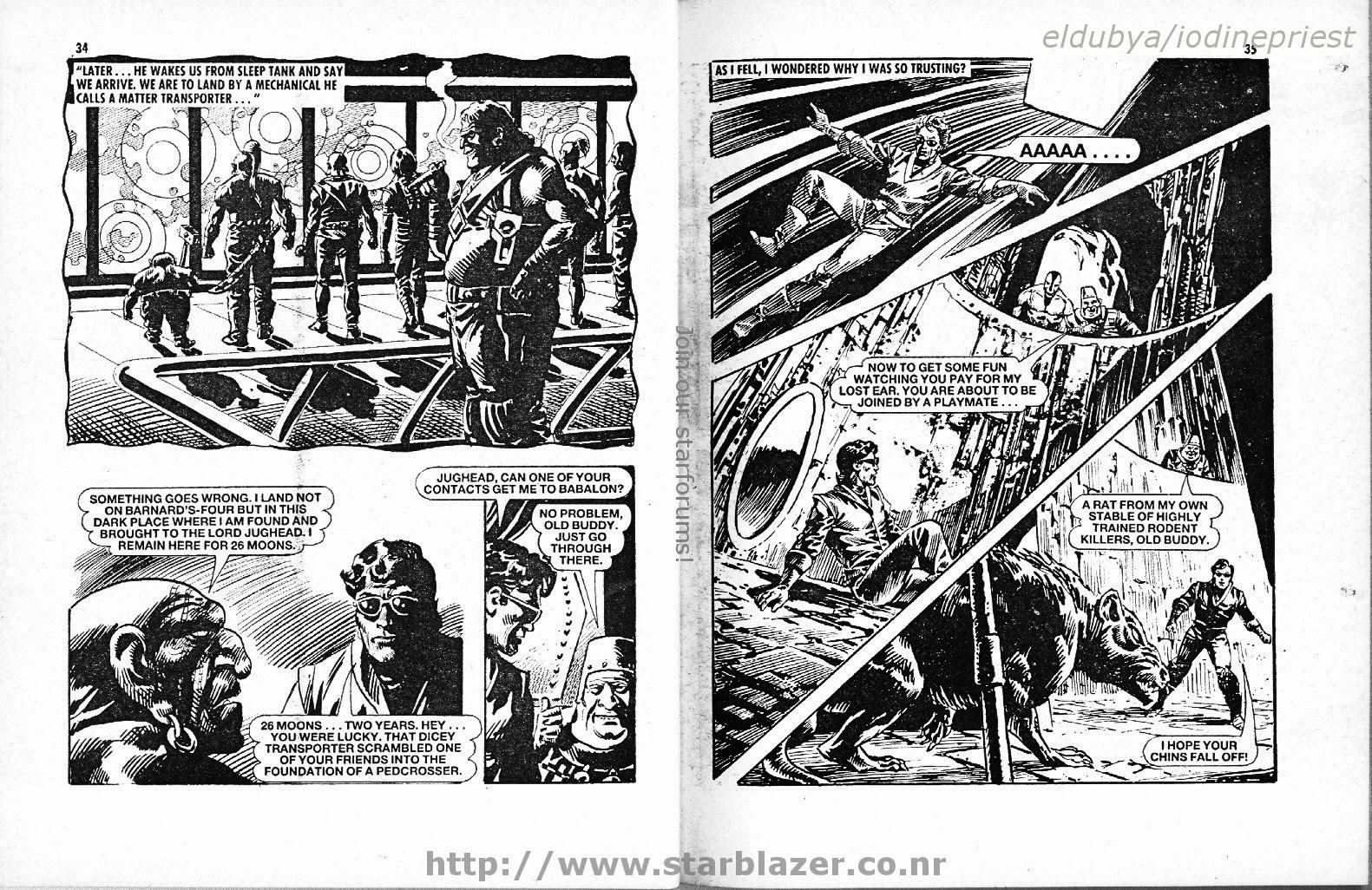 Starblazer issue 199 - Page 19