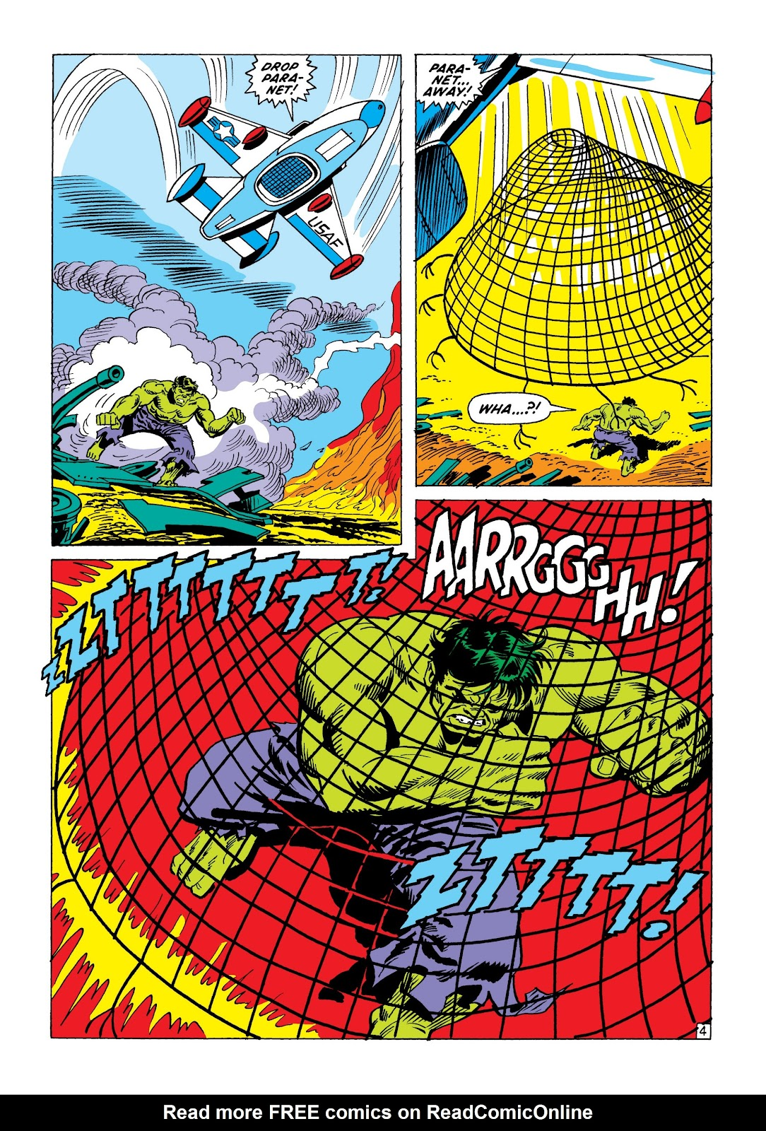 Read online Marvel Masterworks: The Incredible Hulk comic -  Issue # TPB 8 (Part 2) - 78