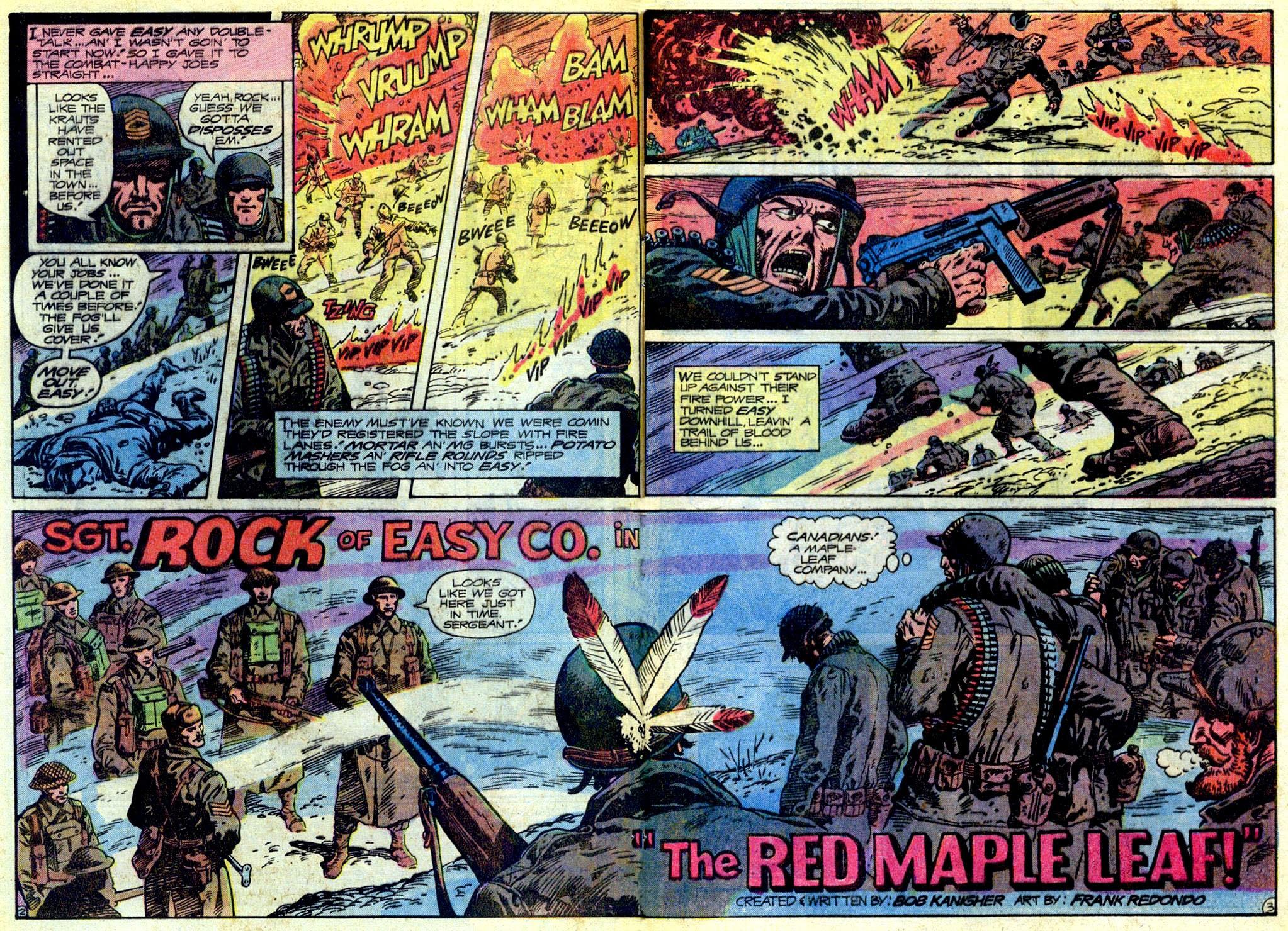 Read online Sgt. Rock comic -  Issue #336 - 3