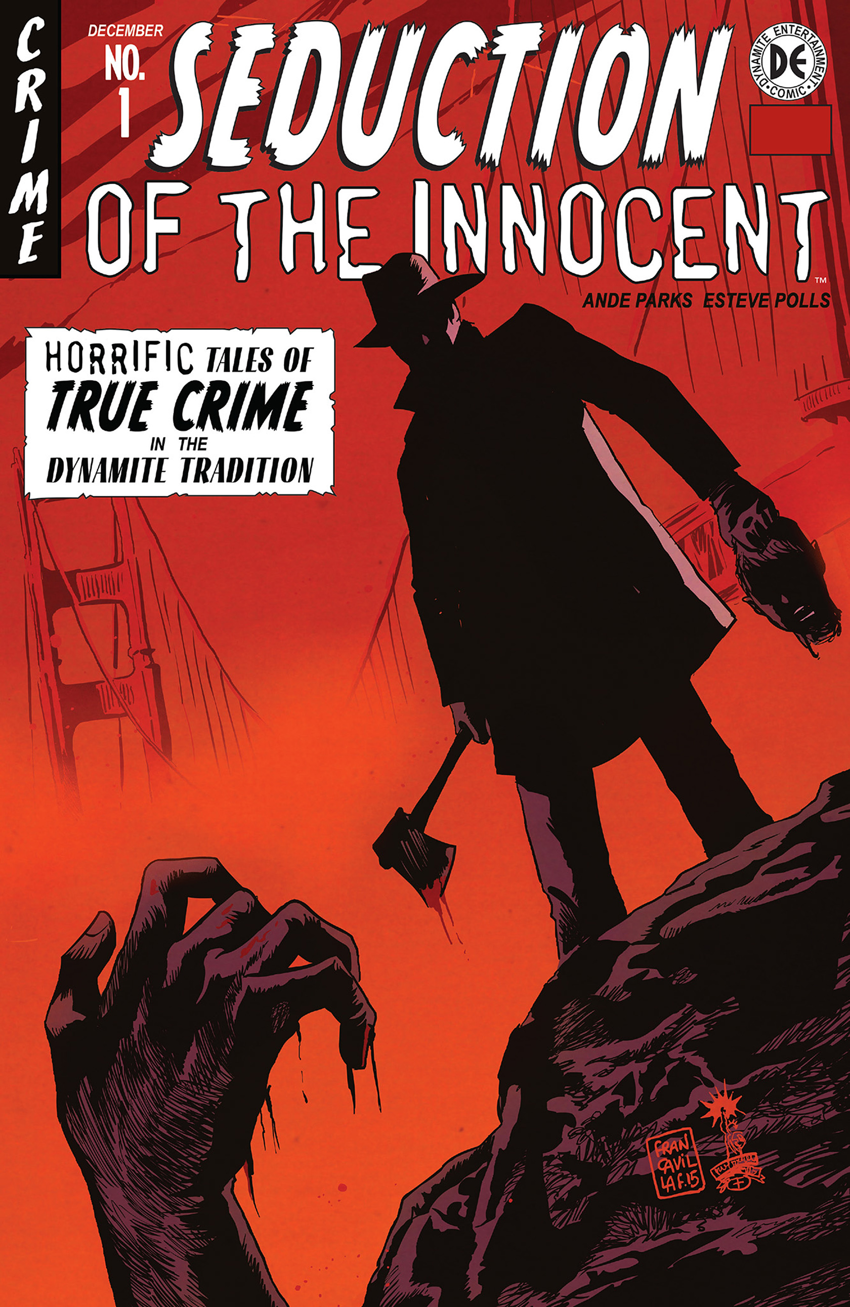 Read online Seduction of the Innocent (2015) comic -  Issue #1 - 1
