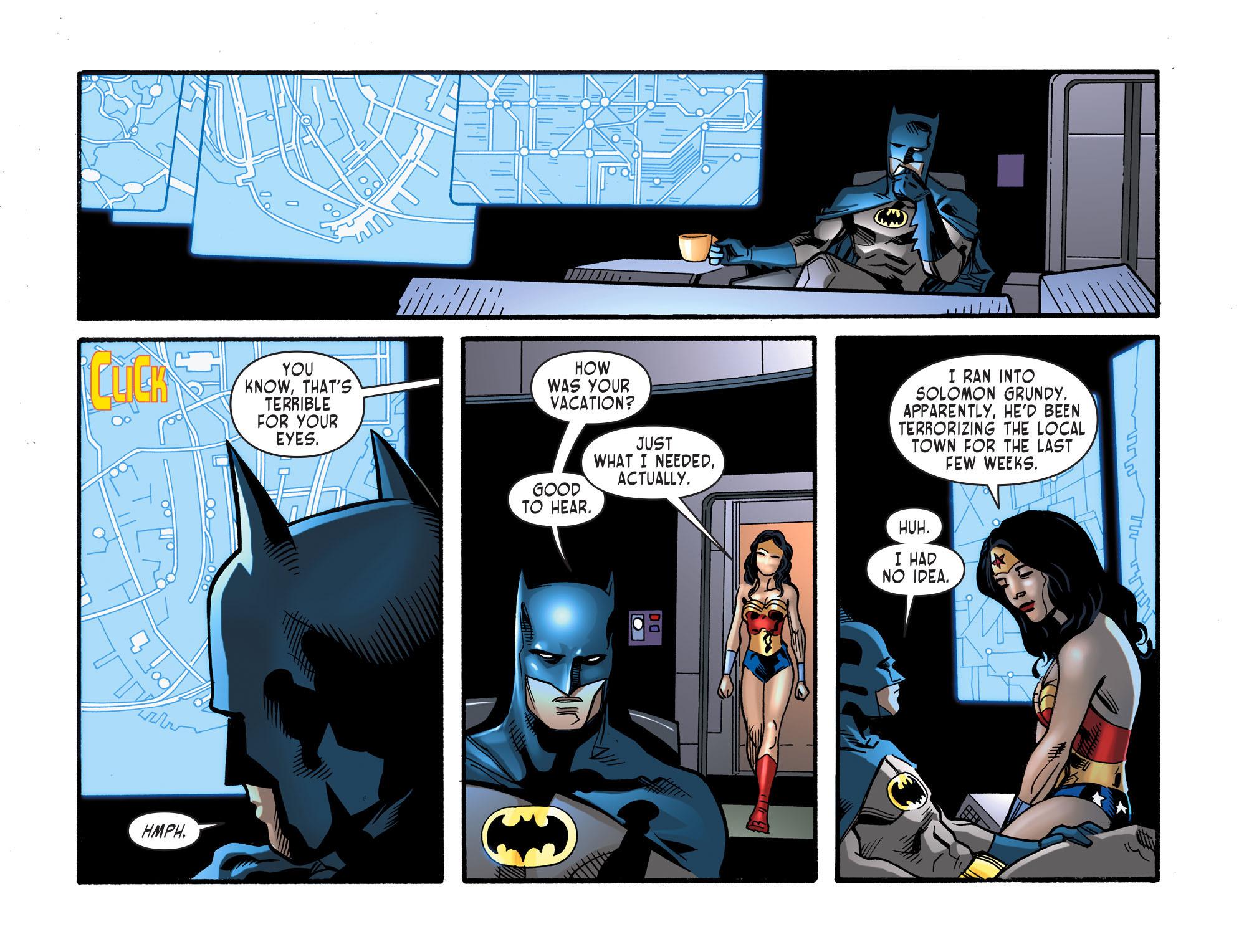 Read online Sensation Comics Featuring Wonder Woman comic -  Issue #38 - 21