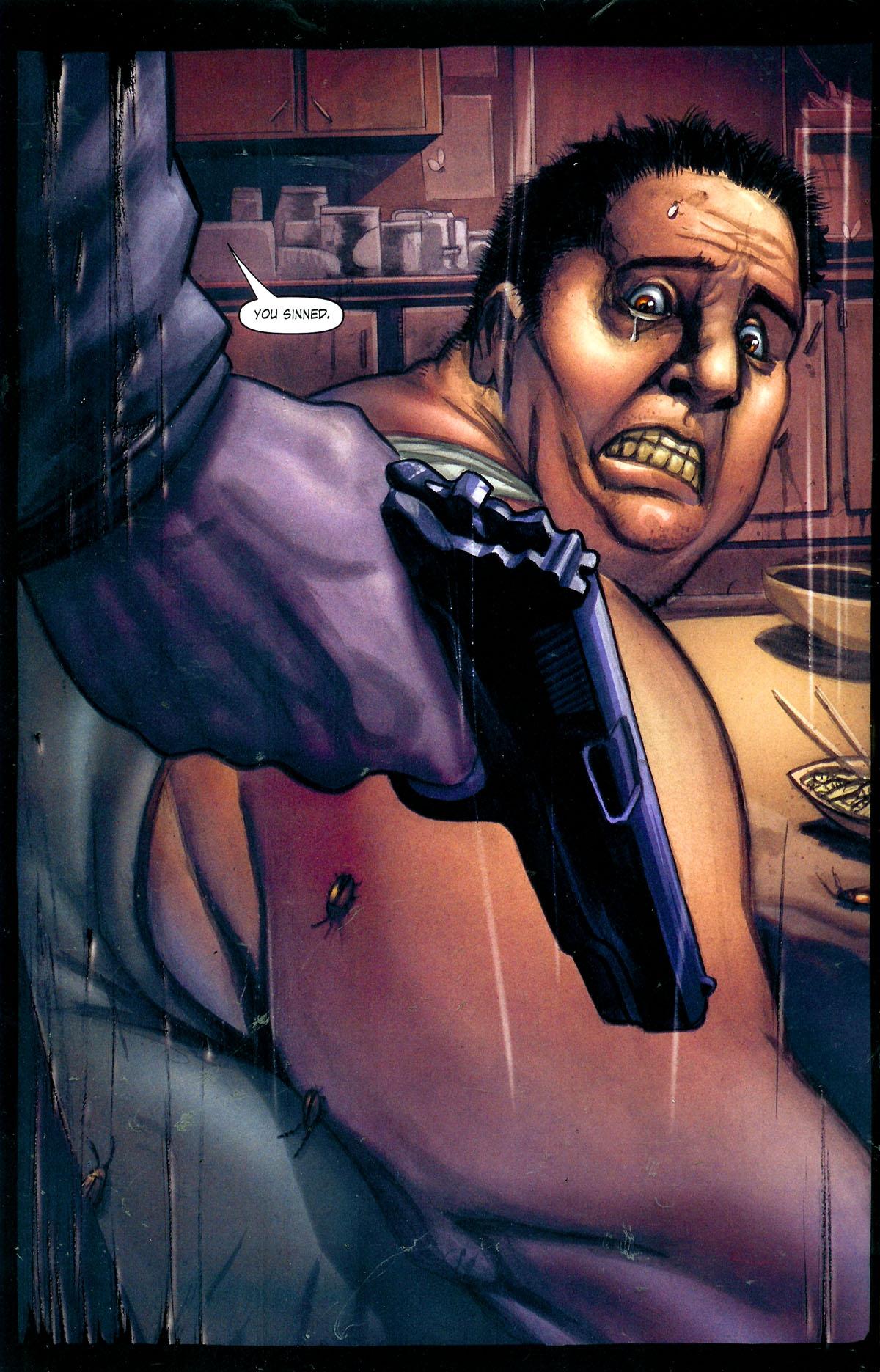 Read online Se7en comic -  Issue #1 - 7