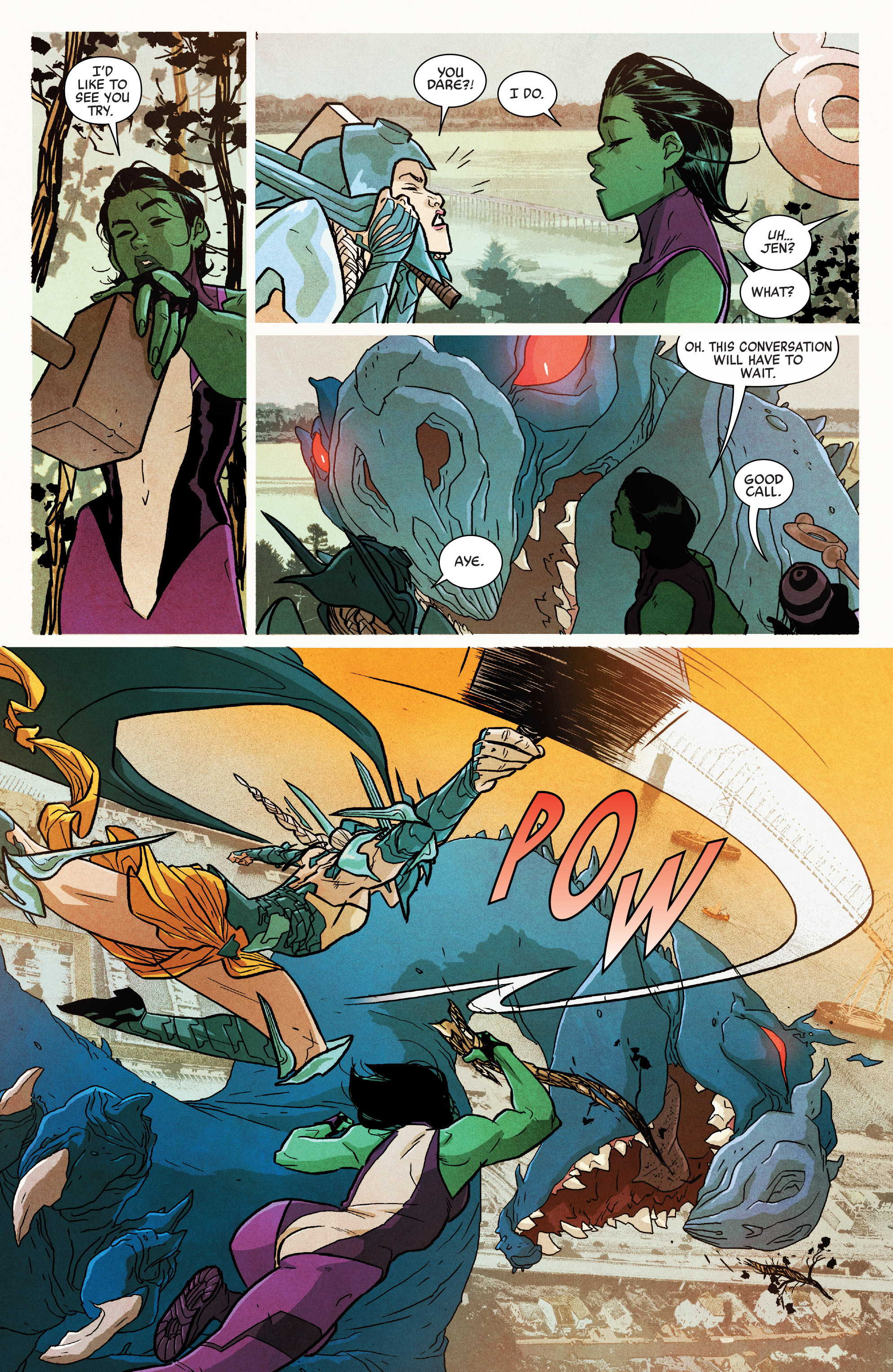 Read online A-Force (2016) comic -  Issue #5 - 9