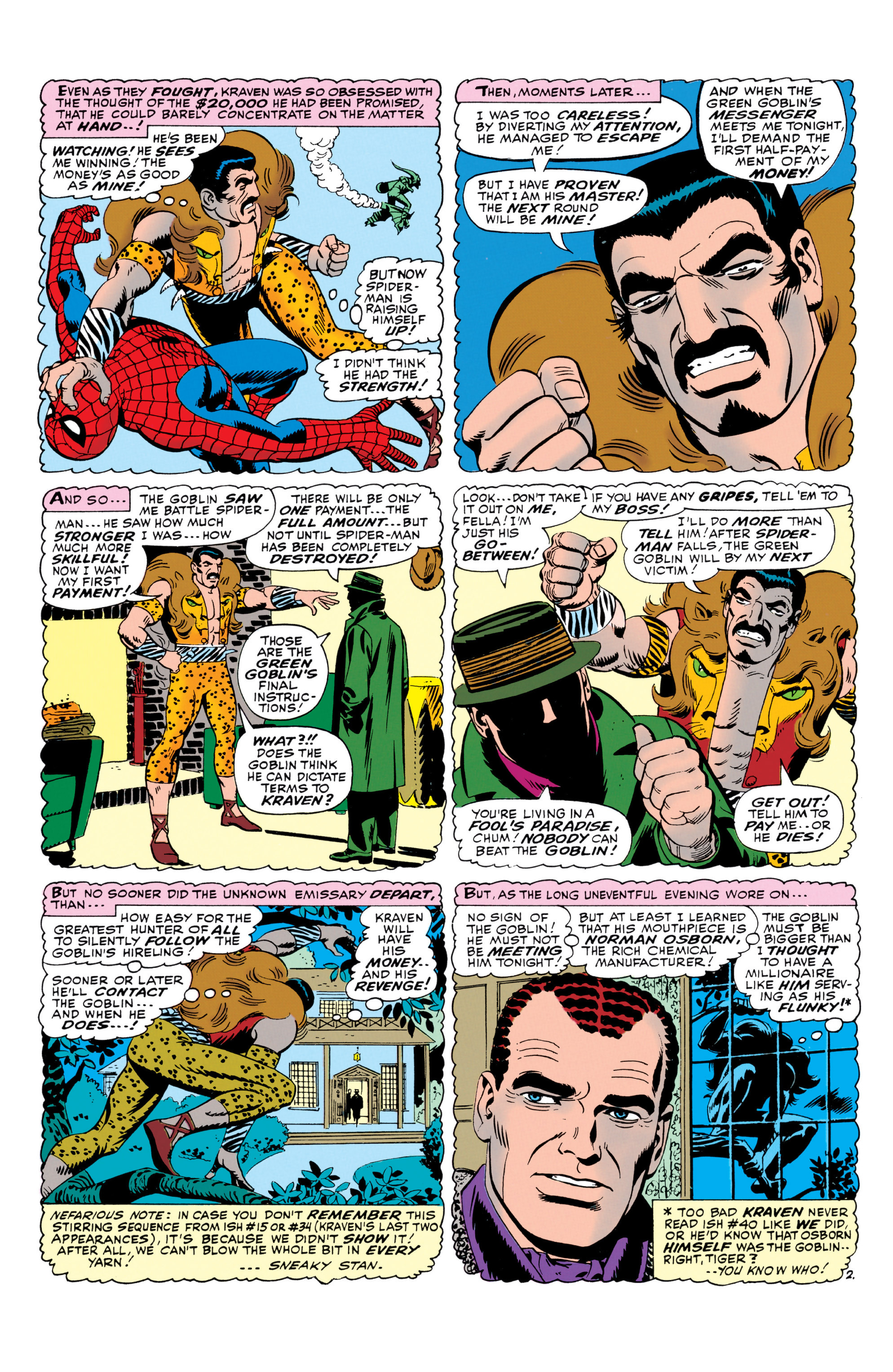 The Amazing Spider-Man (1963) 47 Page 2