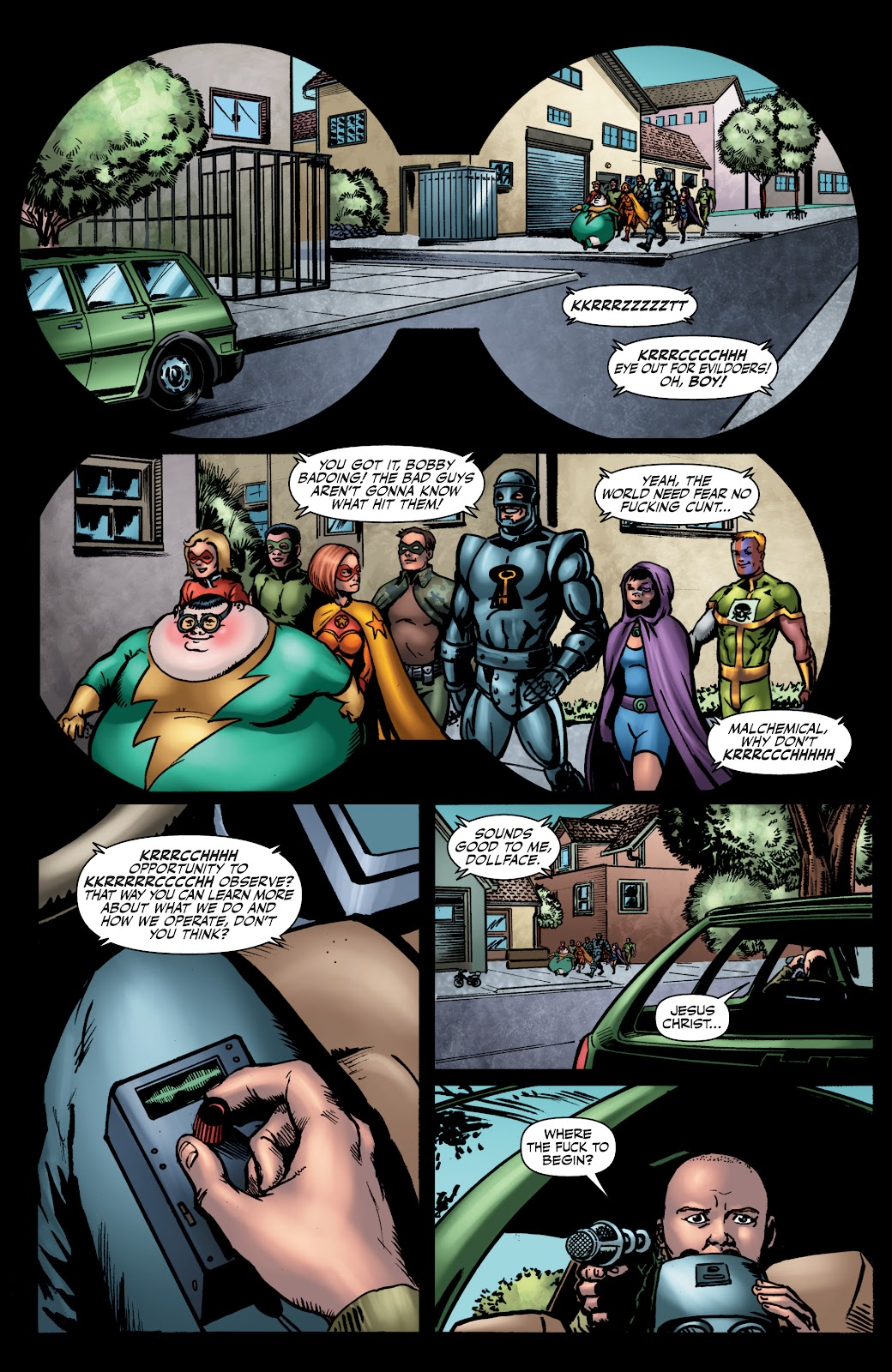 Read online The Boys Omnibus comic -  Issue # TPB 4 (Part 1) - 58