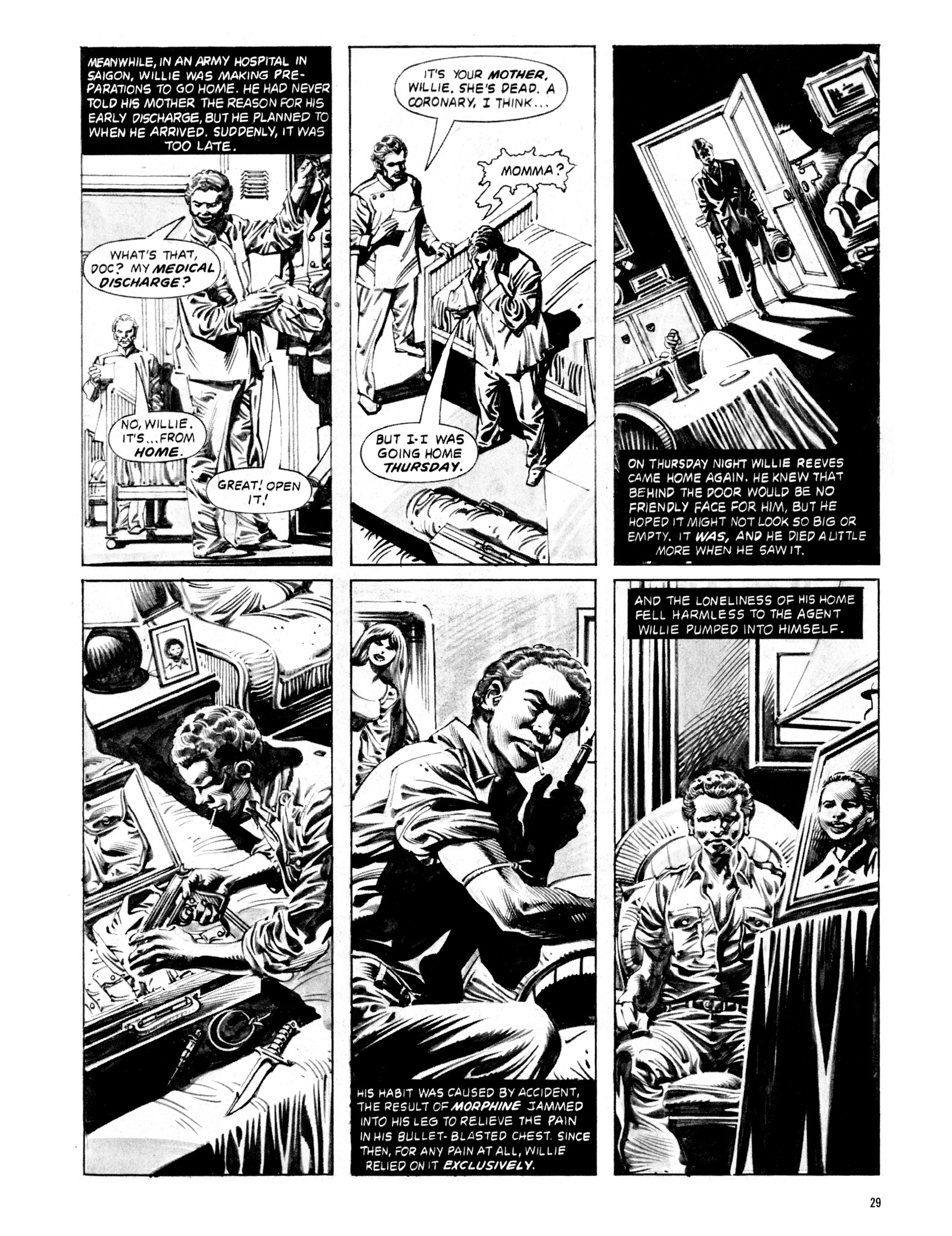Read online Eerie Archives comic -  Issue # TPB 20 - 29