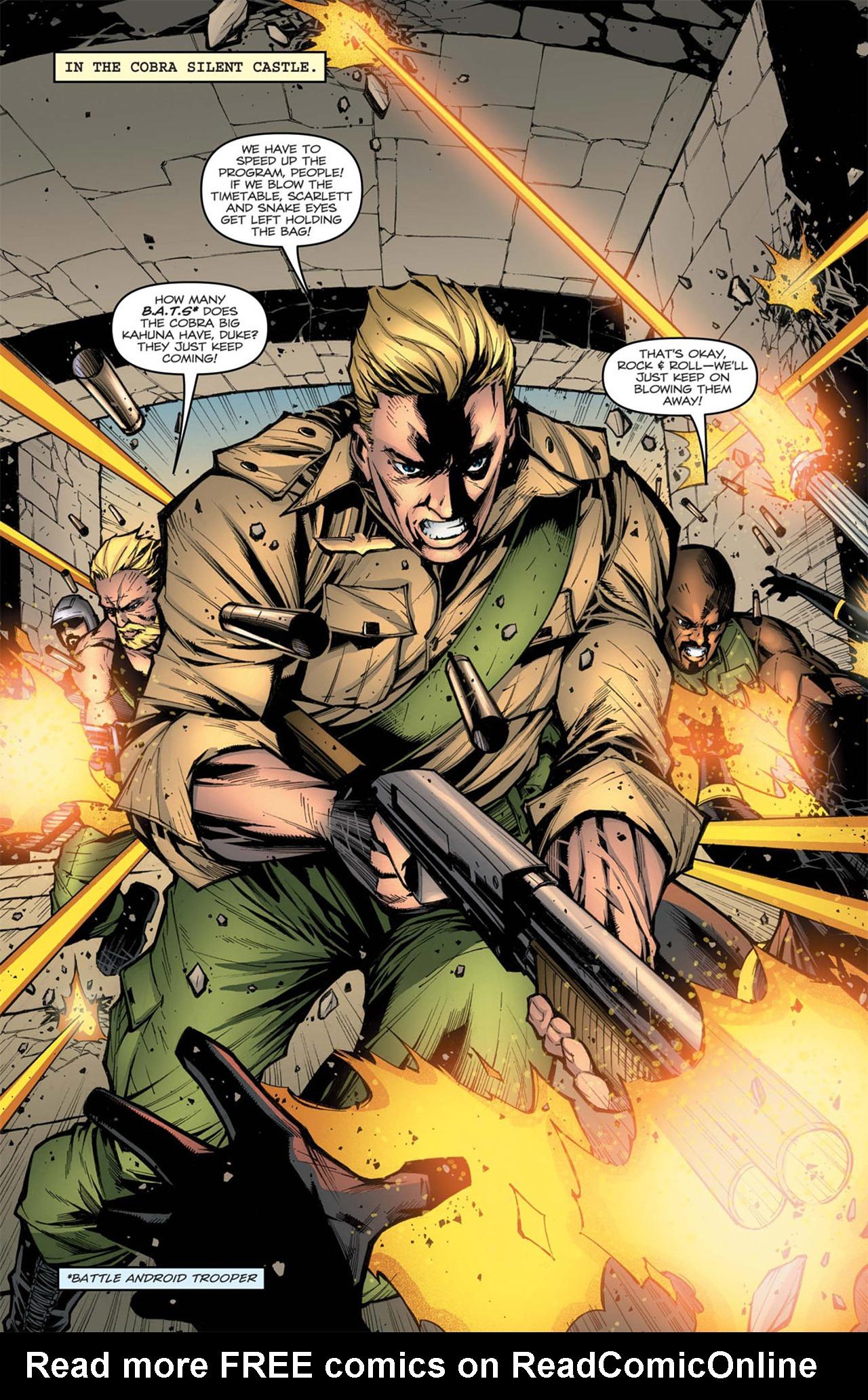 G.I. Joe: A Real American Hero 159 Page 4