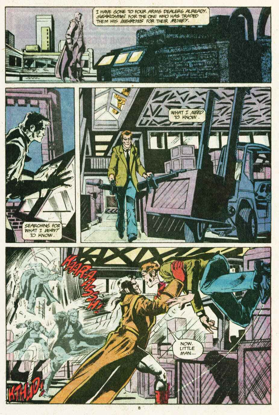 Read online Justice (1986) comic -  Issue #12 - 9