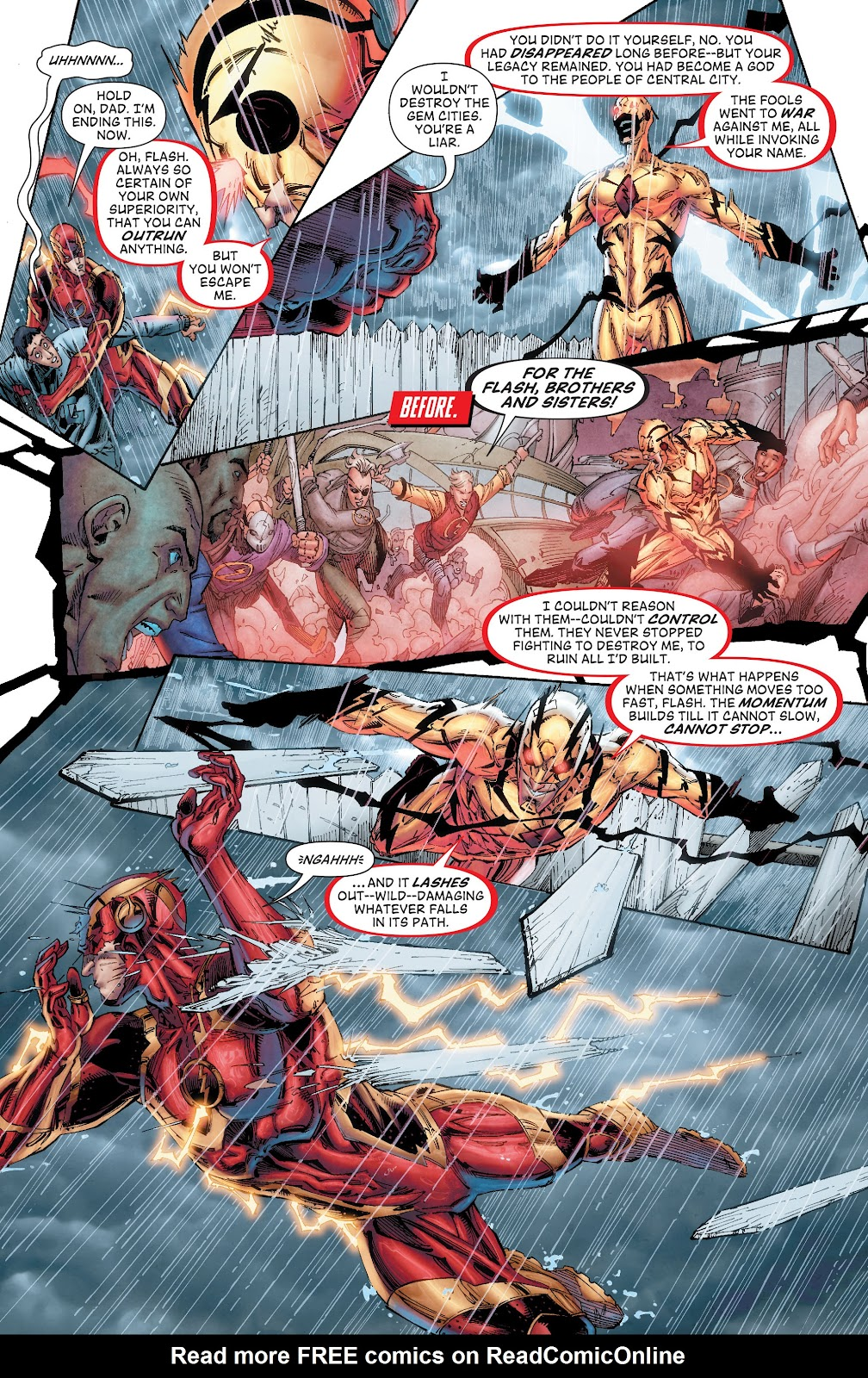 Read online The Flash (2011) comic -  Issue # _TPB 8 (Part 2) - 91