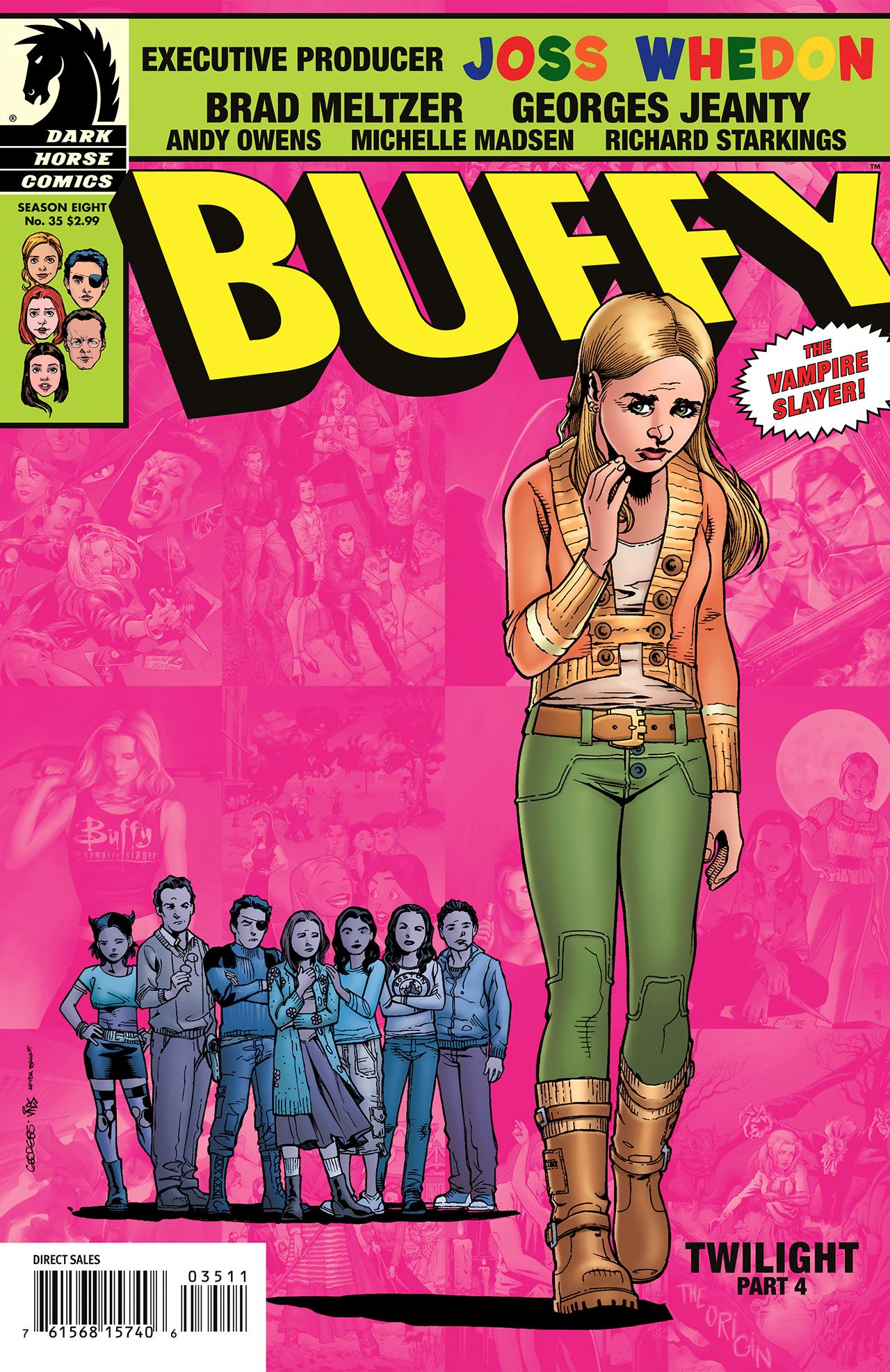 Buffy the Vampire Slayer Season Eight 35 Page 2