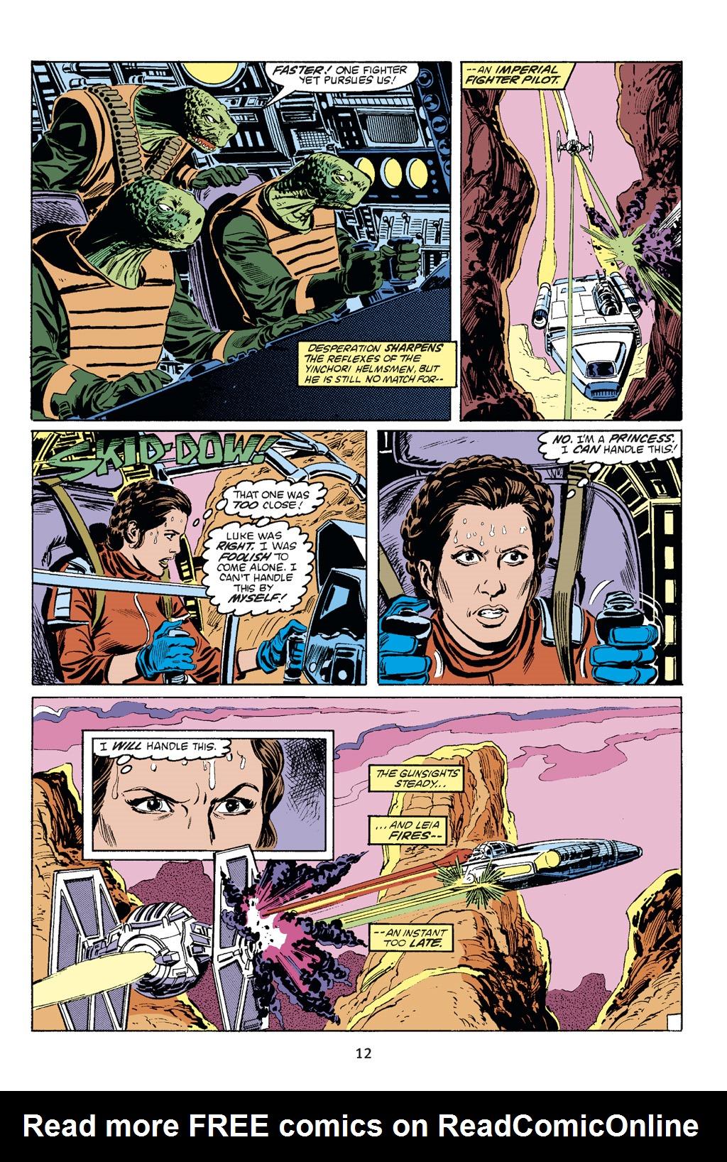 Read online Star Wars Omnibus comic -  Issue # Vol. 21 - 11